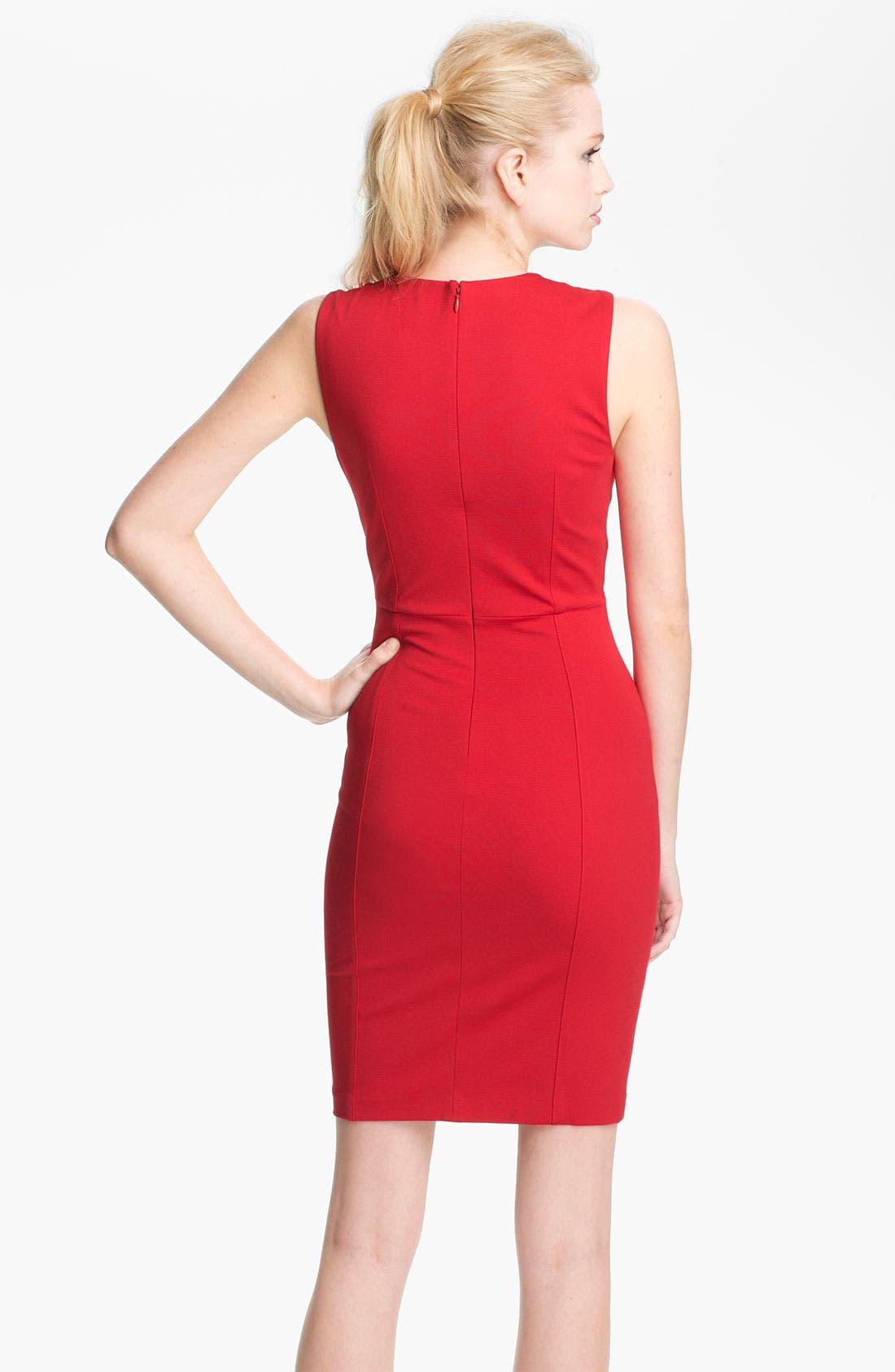 Alternate Image 2  - Ted Baker London 'Edella' Embellished Sheath Dress