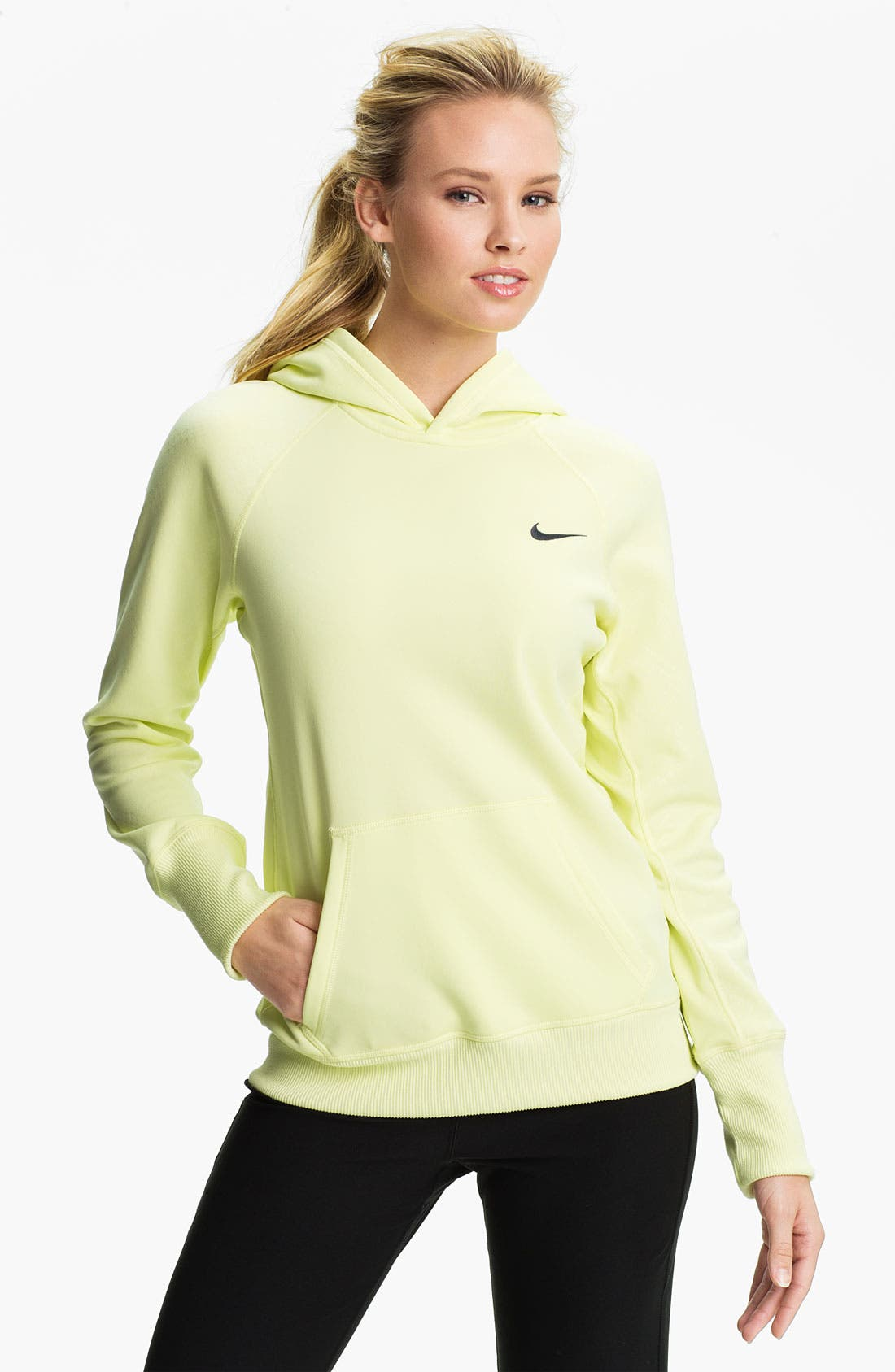 Alternate Image 1 Selected - Nike 'All Time Nordic' ThermaFIT Hoodie