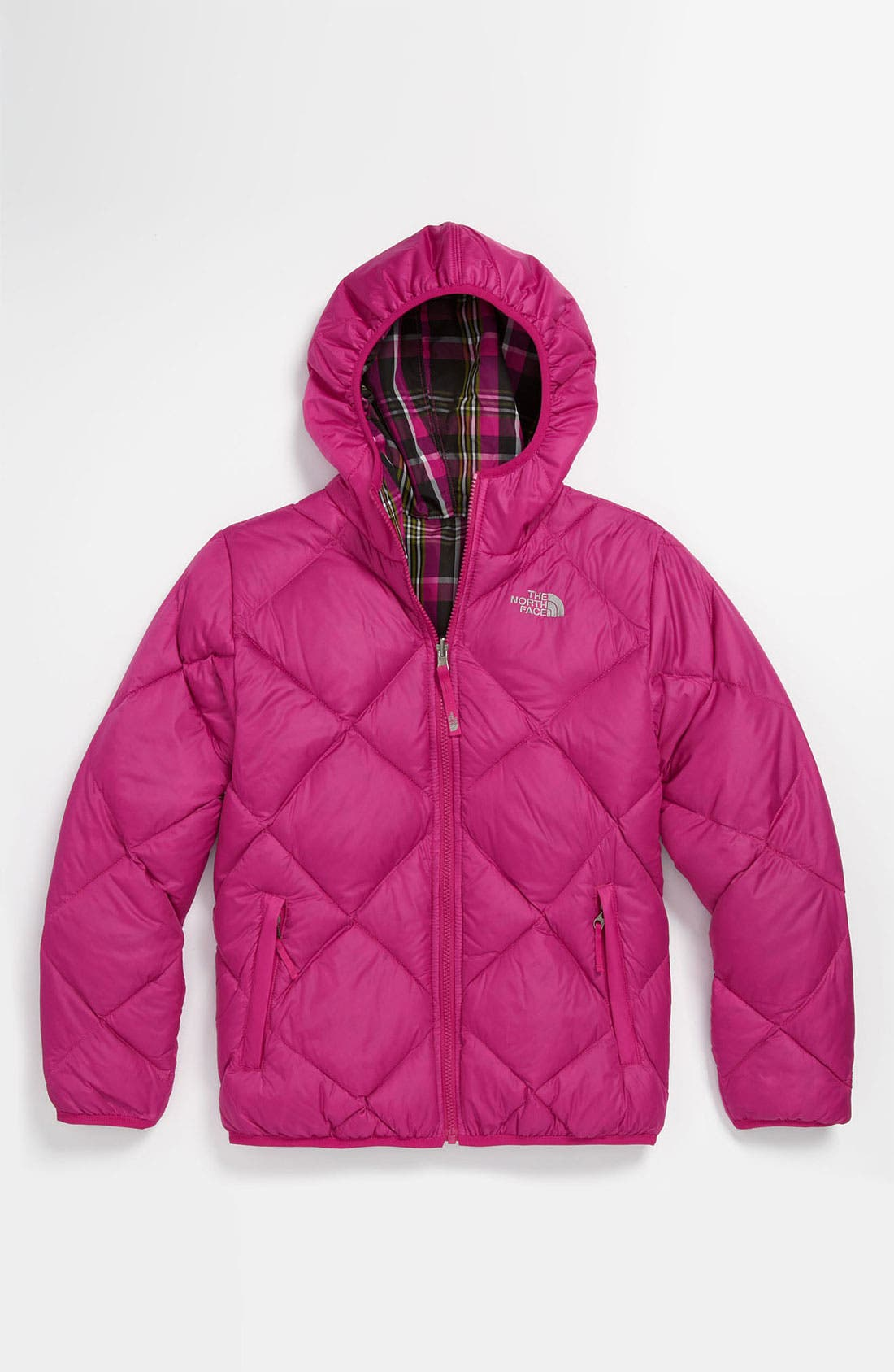 Main Image - The North Face 'Moondoggy' Jacket (Big Girls)