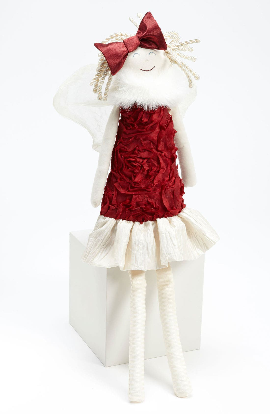 Main Image - Woof & Poof 'Medium' Sugar Plum Fairy Decoration