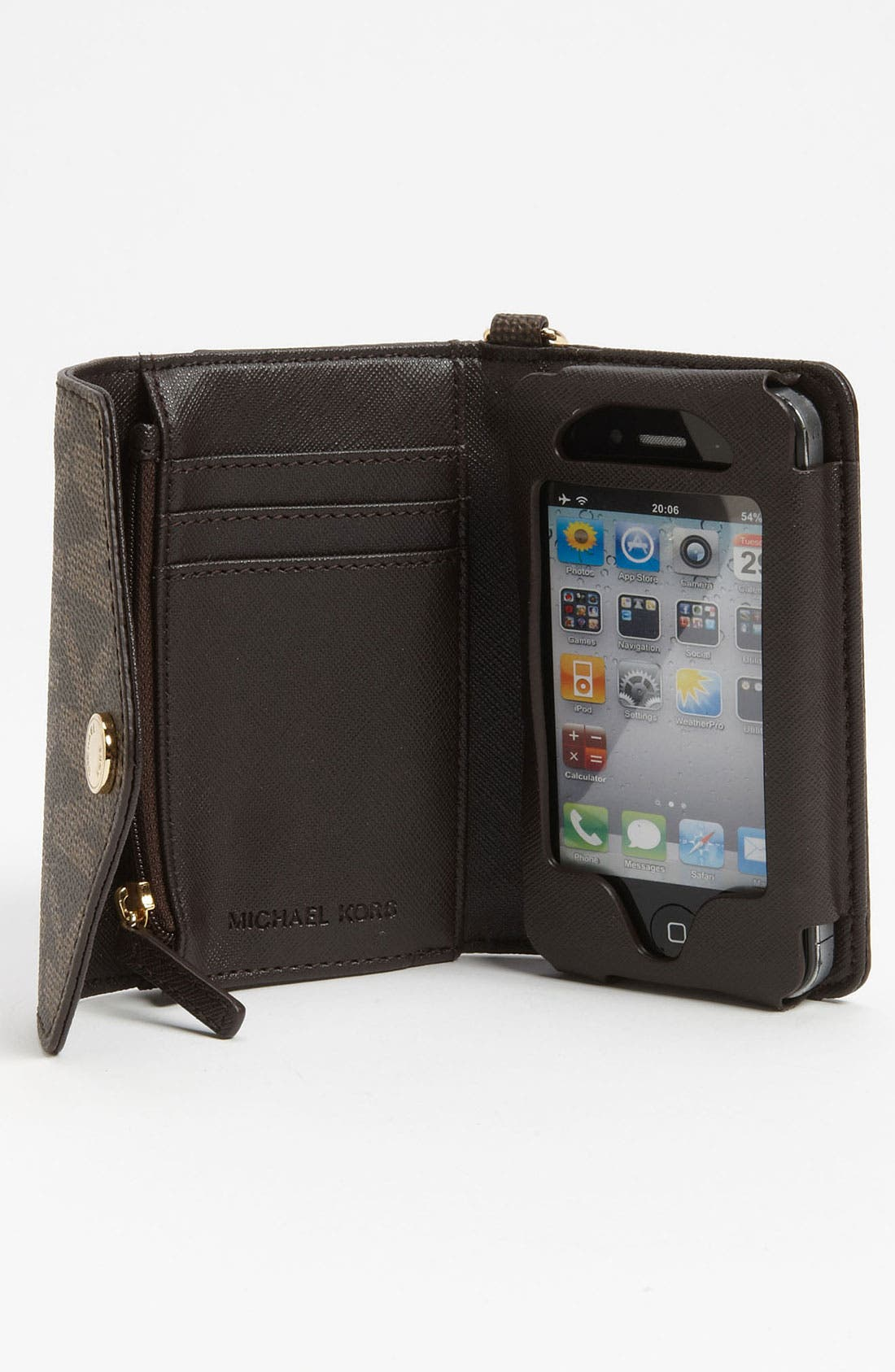 Alternate Image 2  - MICHAEL Michael Kors iPhone Wristlet