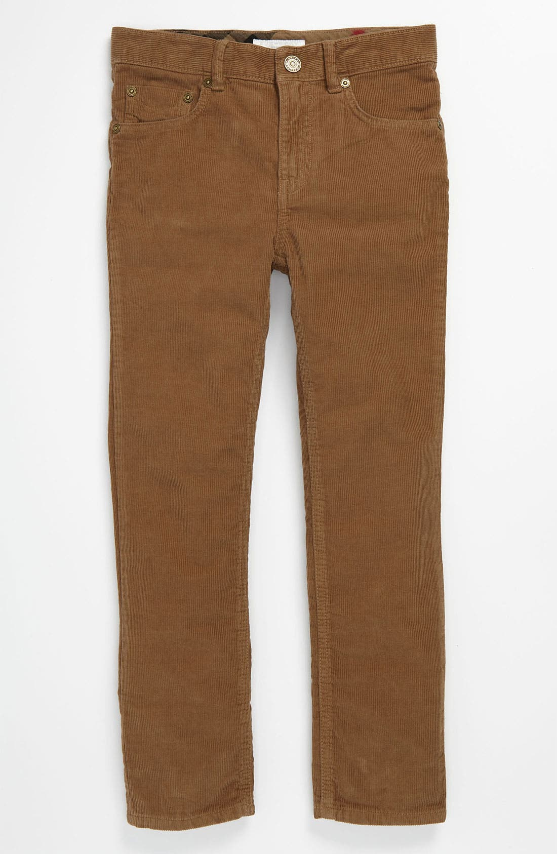 Alternate Image 2  - Burberry Corduroy Pants (Little Boys)