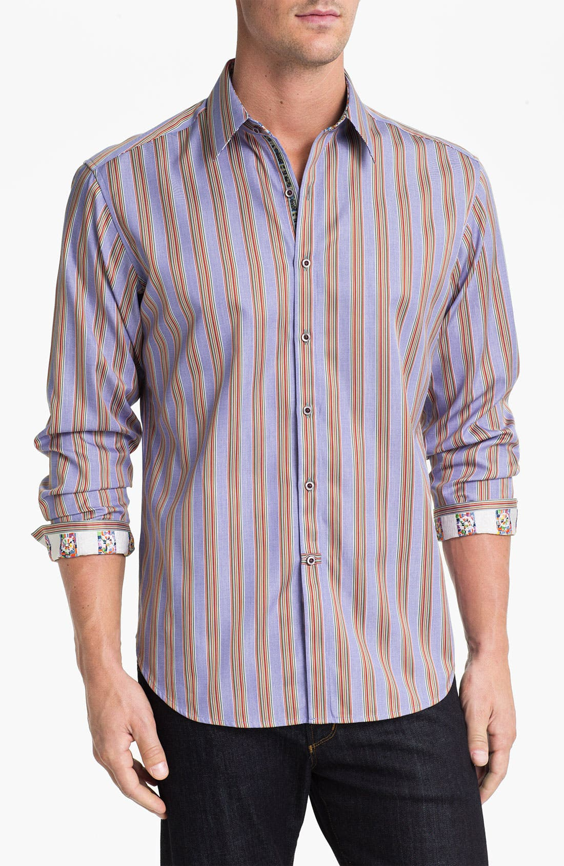 Alternate Image 1 Selected - Robert Graham 'Hammock' Sport Shirt