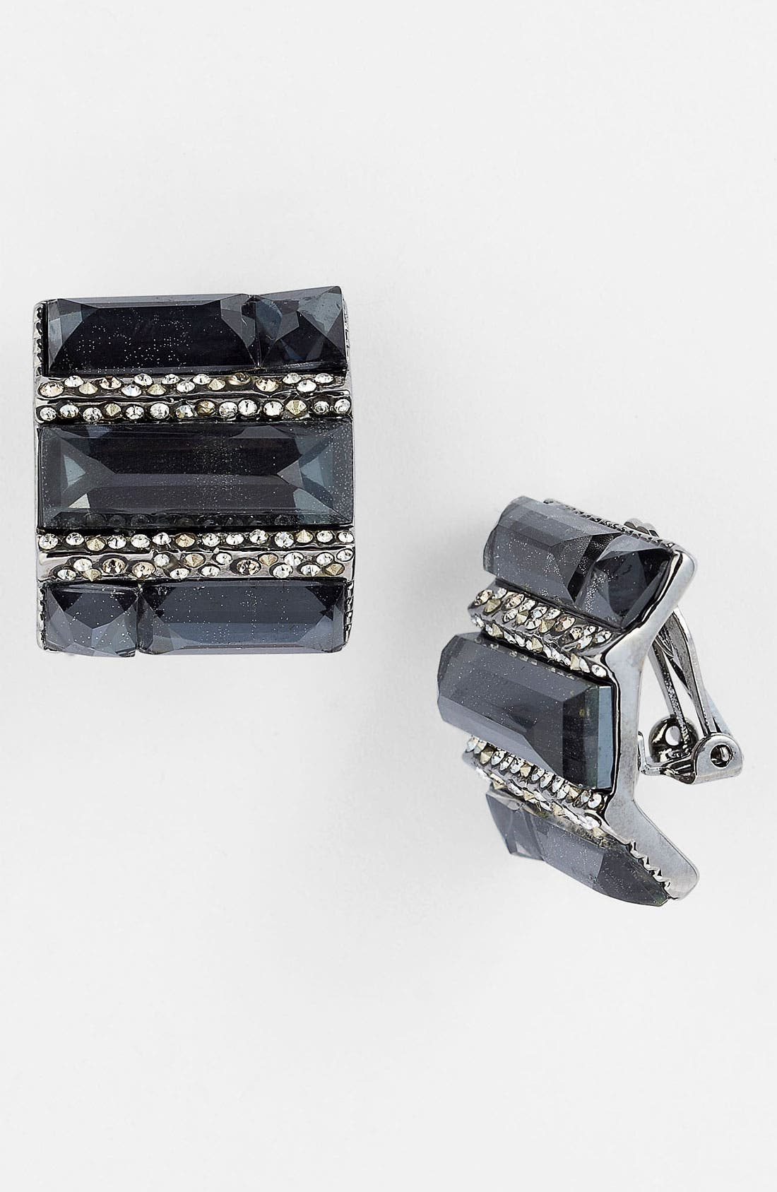 Main Image - Alexis Bittar 'Miss Havisham - Delano' Clip Earrings (Nordstrom Exclusive)