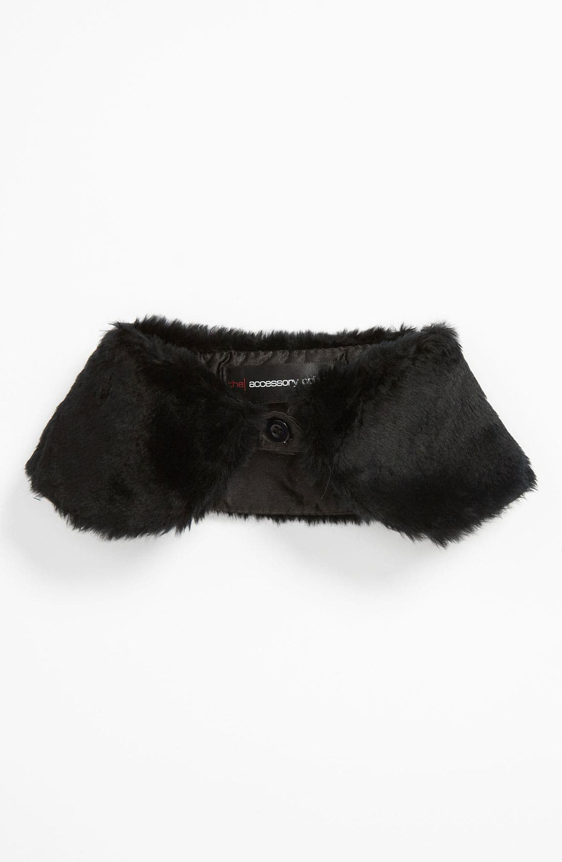 Alternate Image 1 Selected - The Accessory Collection Faux Fur Collar (Girls)