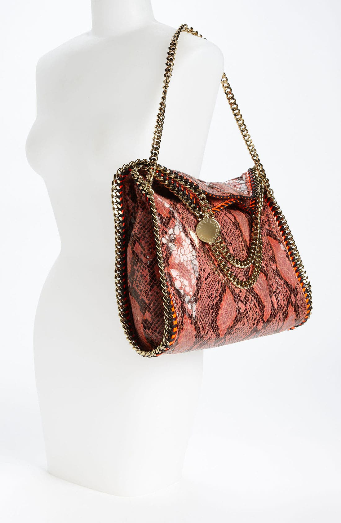 Alternate Image 2  - Stella McCartney 'Falabella' Faux Python Handbag