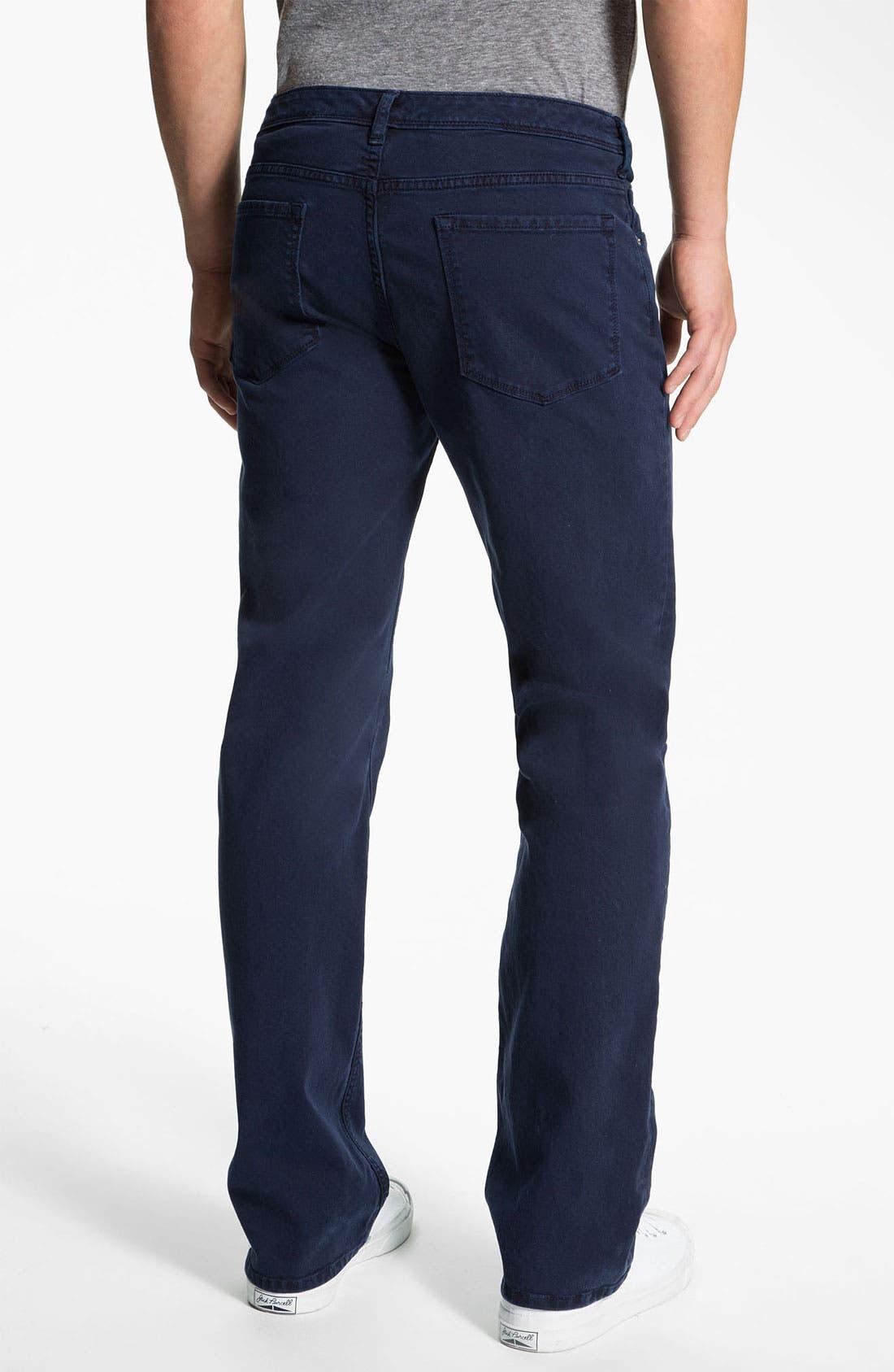 Alternate Image 2  - Bonobos 'Travel Jean' Straight Leg Jeans