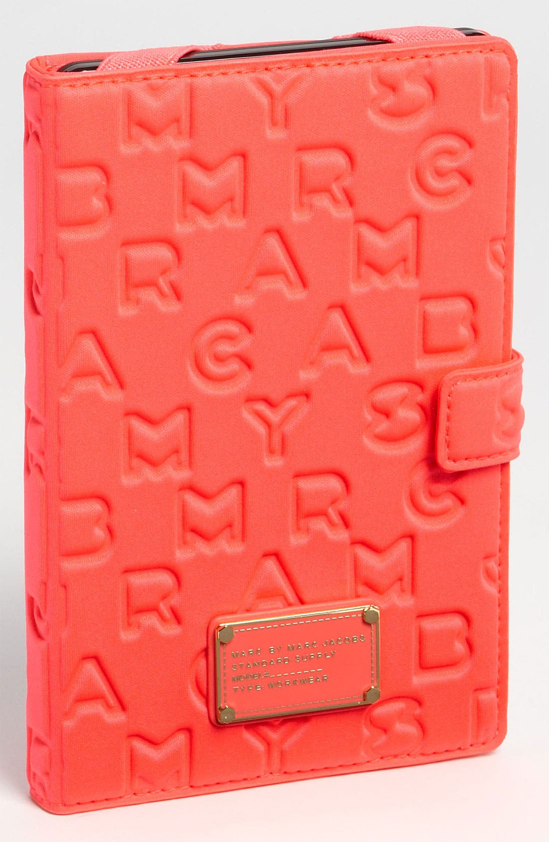 Alternate Image 1 Selected - MARC BY MARC JACOBS 'Dreamy Logo' E-Reader Cover