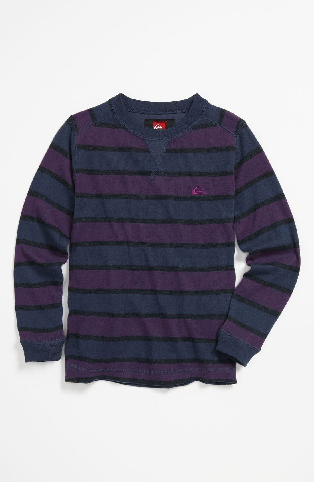 Alternate Image 1 Selected - Quiksilver 'Snitty' Shirt (Little Boys)