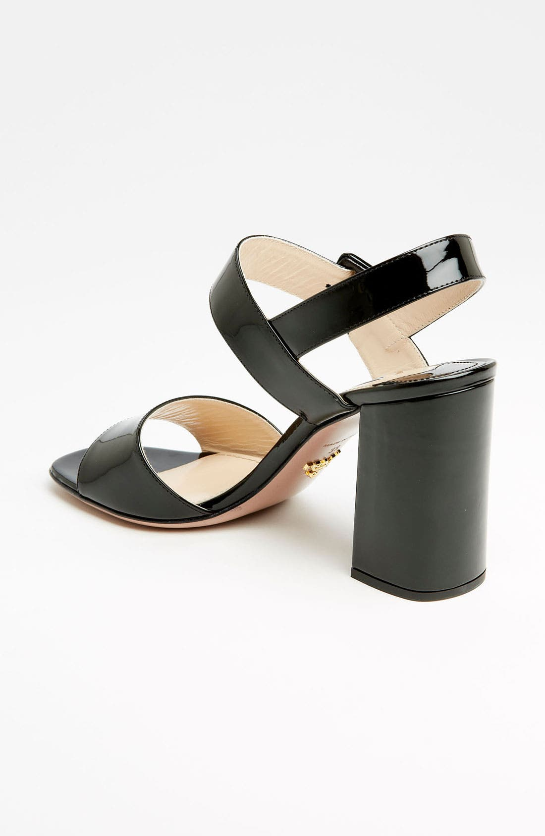 Alternate Image 2  - Prada Two Strap Block Heel Sandal