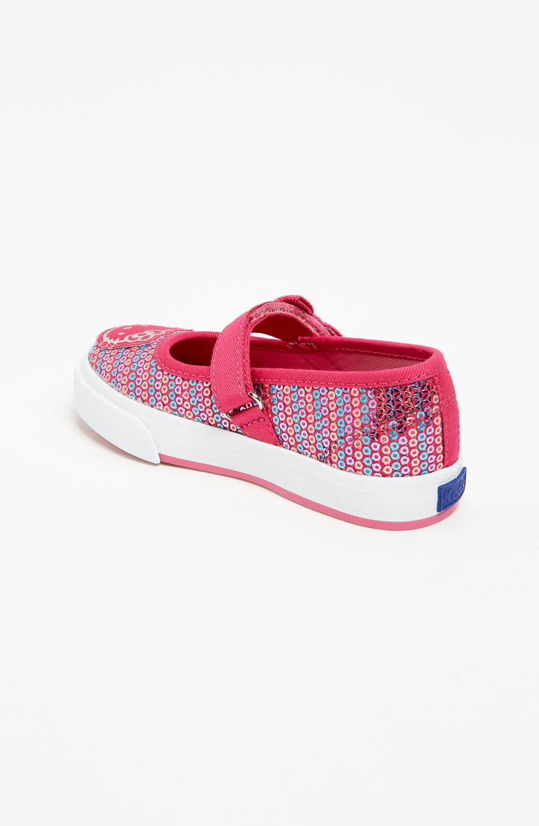 Alternate Image 2  - Keds® 'Hello Kitty® - Pawriffic' Mary Jane (Baby, Walker & Toddler)