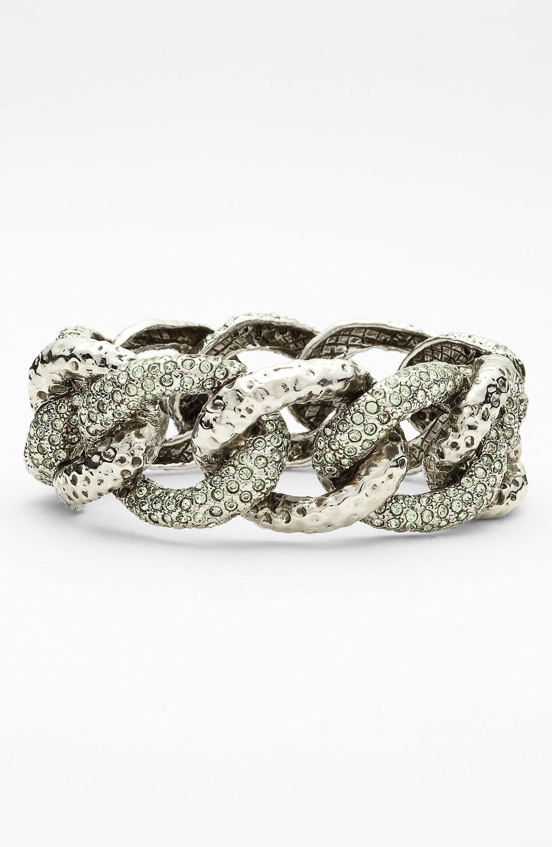 Main Image - St. John Collection Swarovski Crystal Chain Cuff
