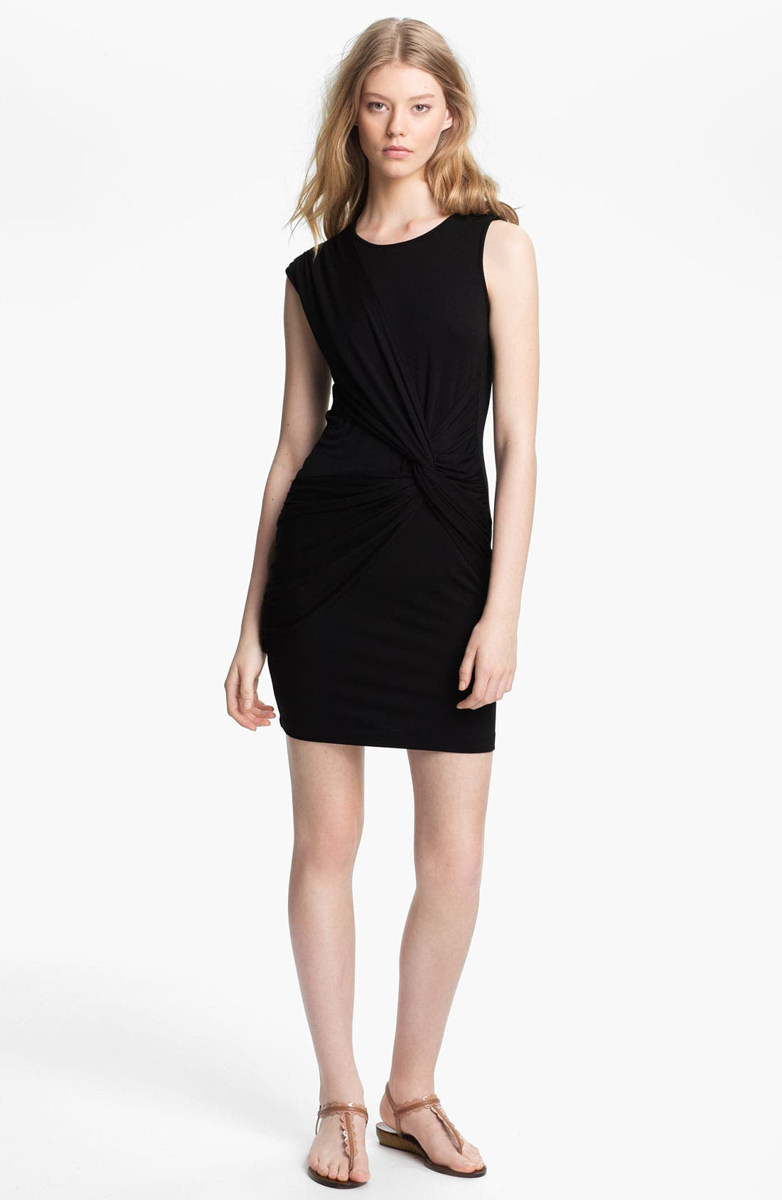 Main Image - Kain 'Agathe' Twist Front Jersey Dress