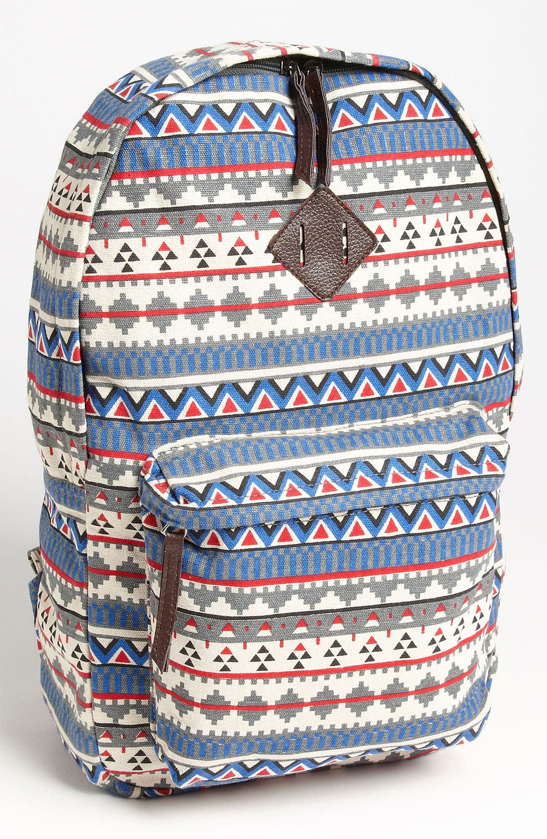 Alternate Image 1 Selected - Topman Print Backpack
