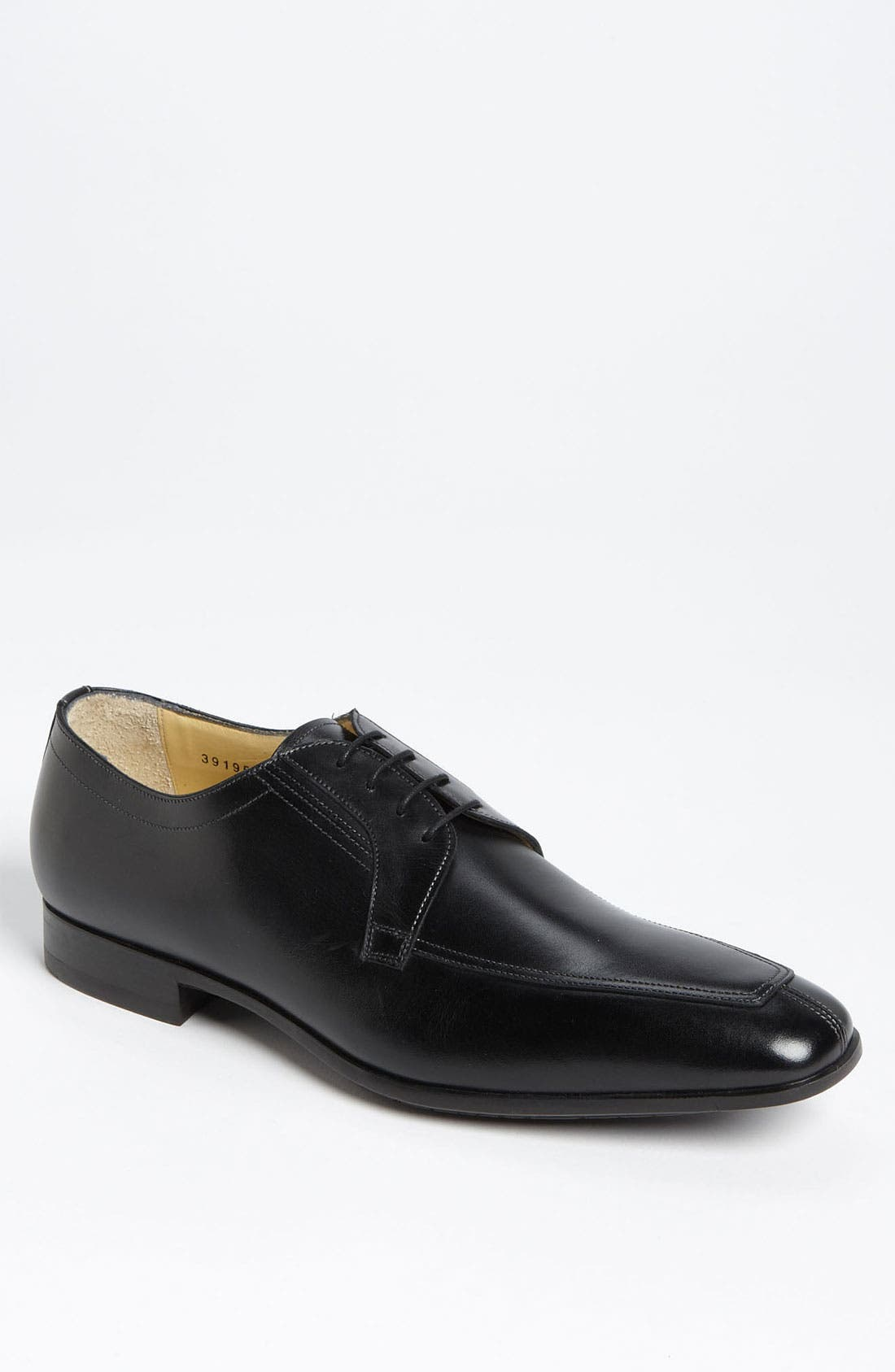 Alternate Image 1 Selected - Santoni 'Quaker' Split Toe Derby (Online Only)