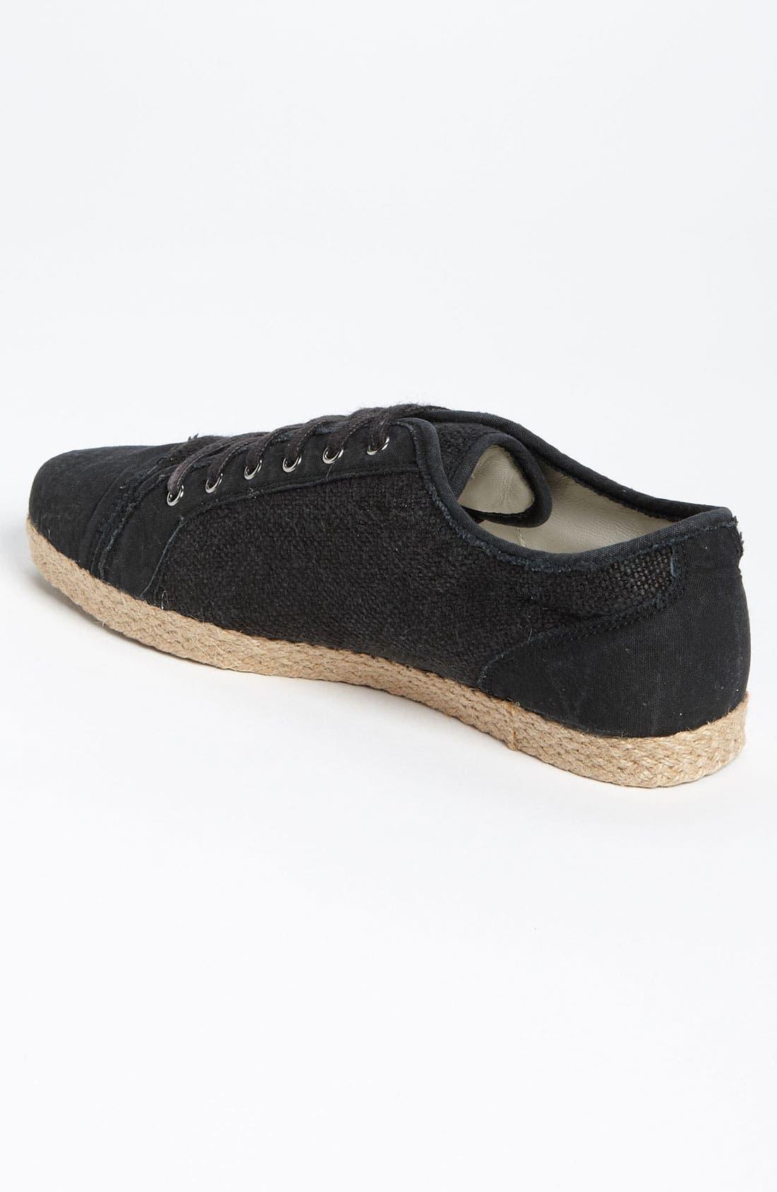 Alternate Image 2  - Dolce&Gabbana Espadrille Sneaker