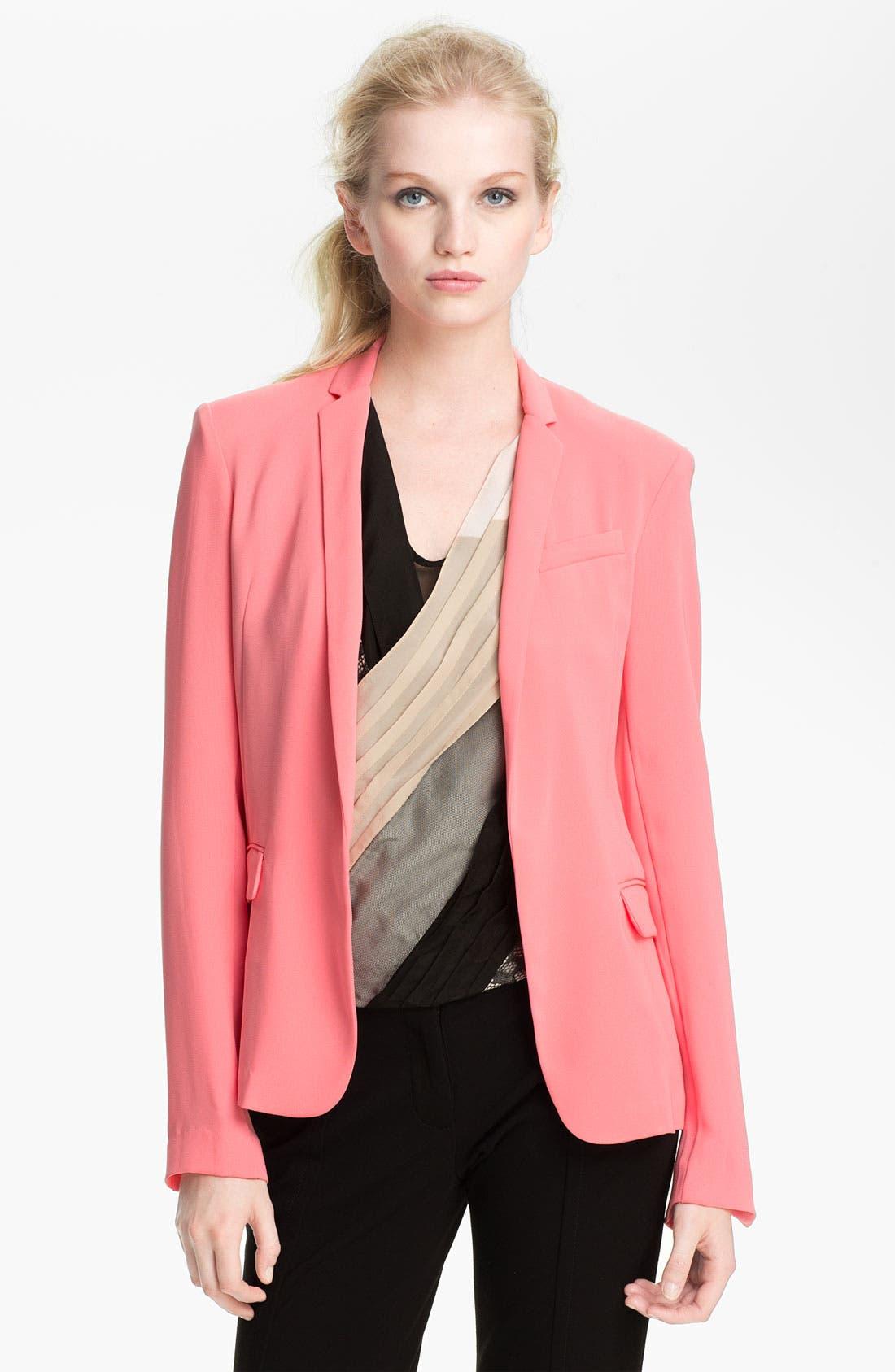 Alternate Image 1 Selected - Diane von Furstenberg 'Victor' Jacket