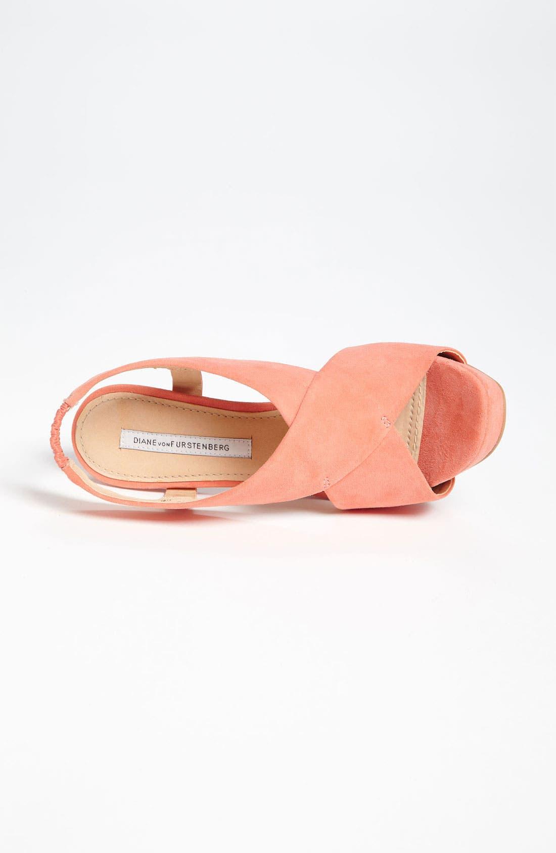 Alternate Image 3  - Diane von Furstenberg 'Zia II' Sandal