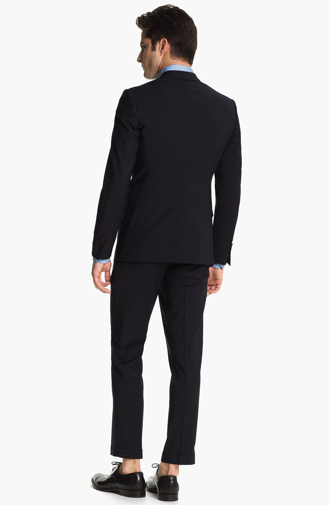 Alternate Image 2  - Dsquared2 Virgin Wool Suit