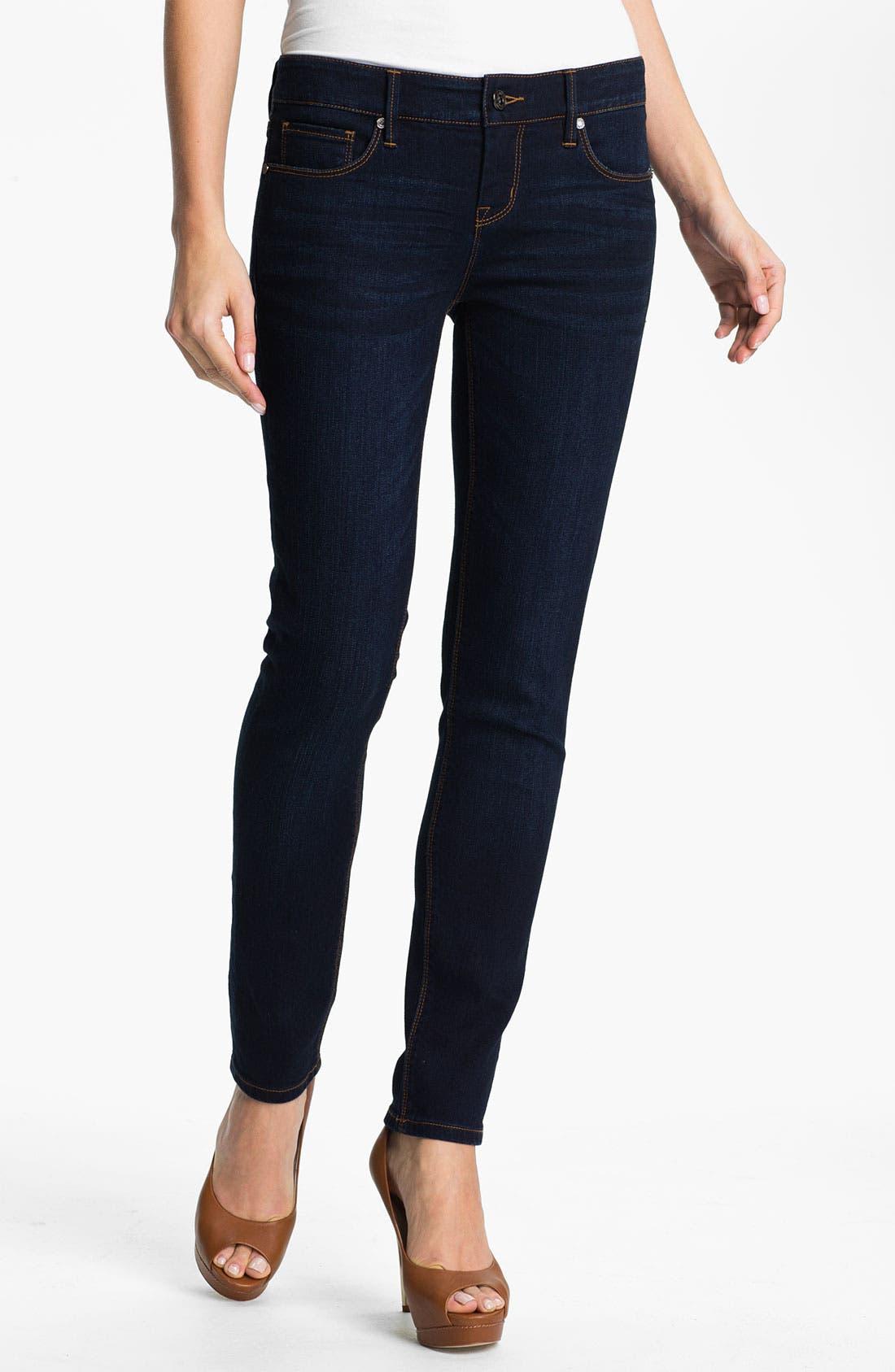 Main Image - Isaac Mizrahi Jeans 'Samantha' Skinny Jeans (Madison)