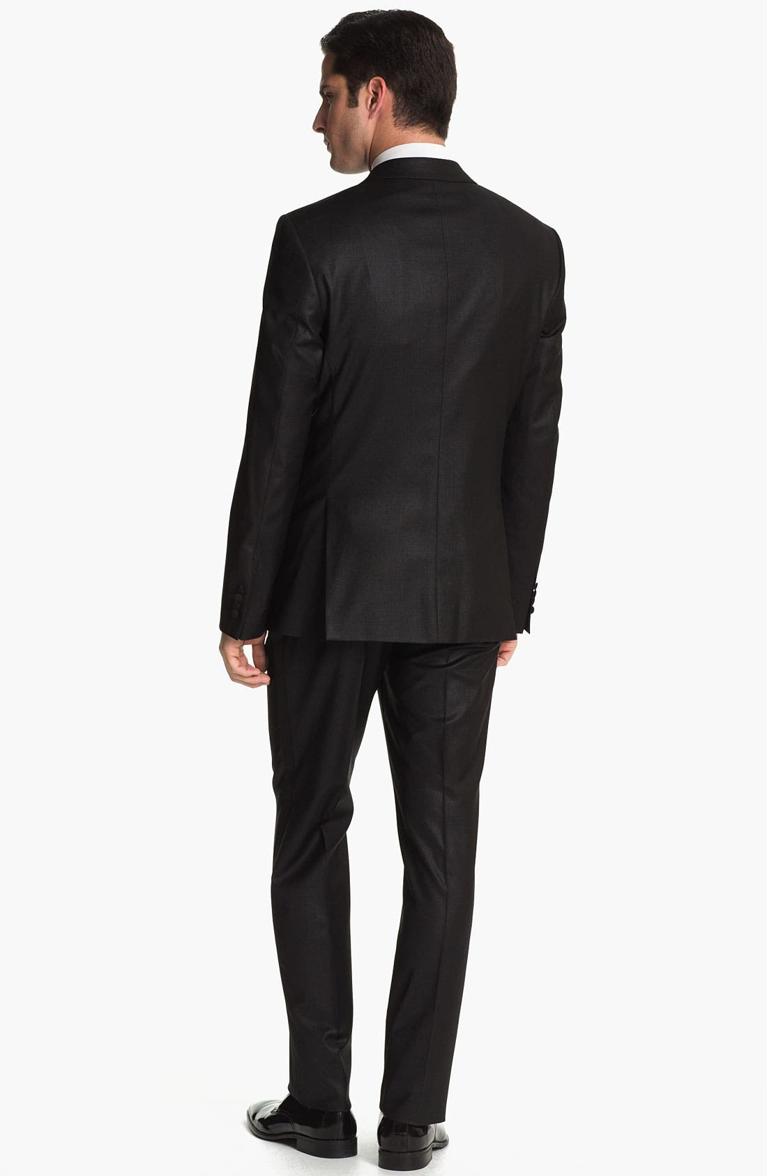 Alternate Image 3  - Versace Collection City Fit Tuxedo (Online Only)