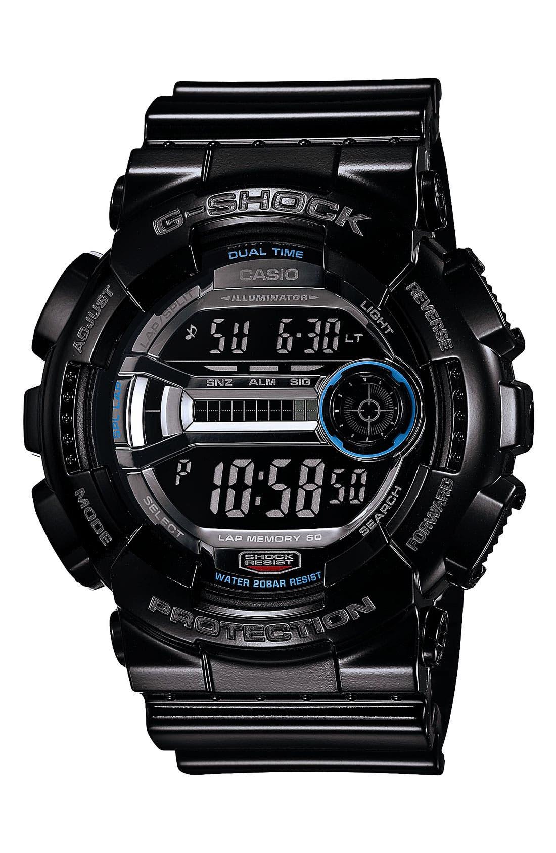 Main Image - G-Shock 'X-Large' Digital Watch, 55mm x 51mm
