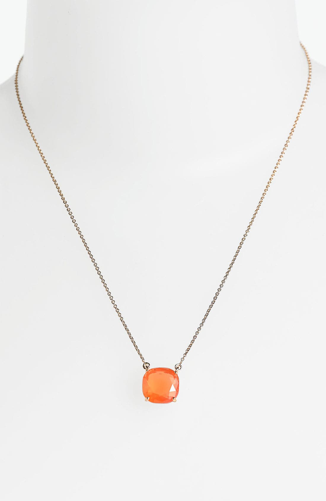 Alternate Image 1 Selected - kate spade new york boxed pendant necklace