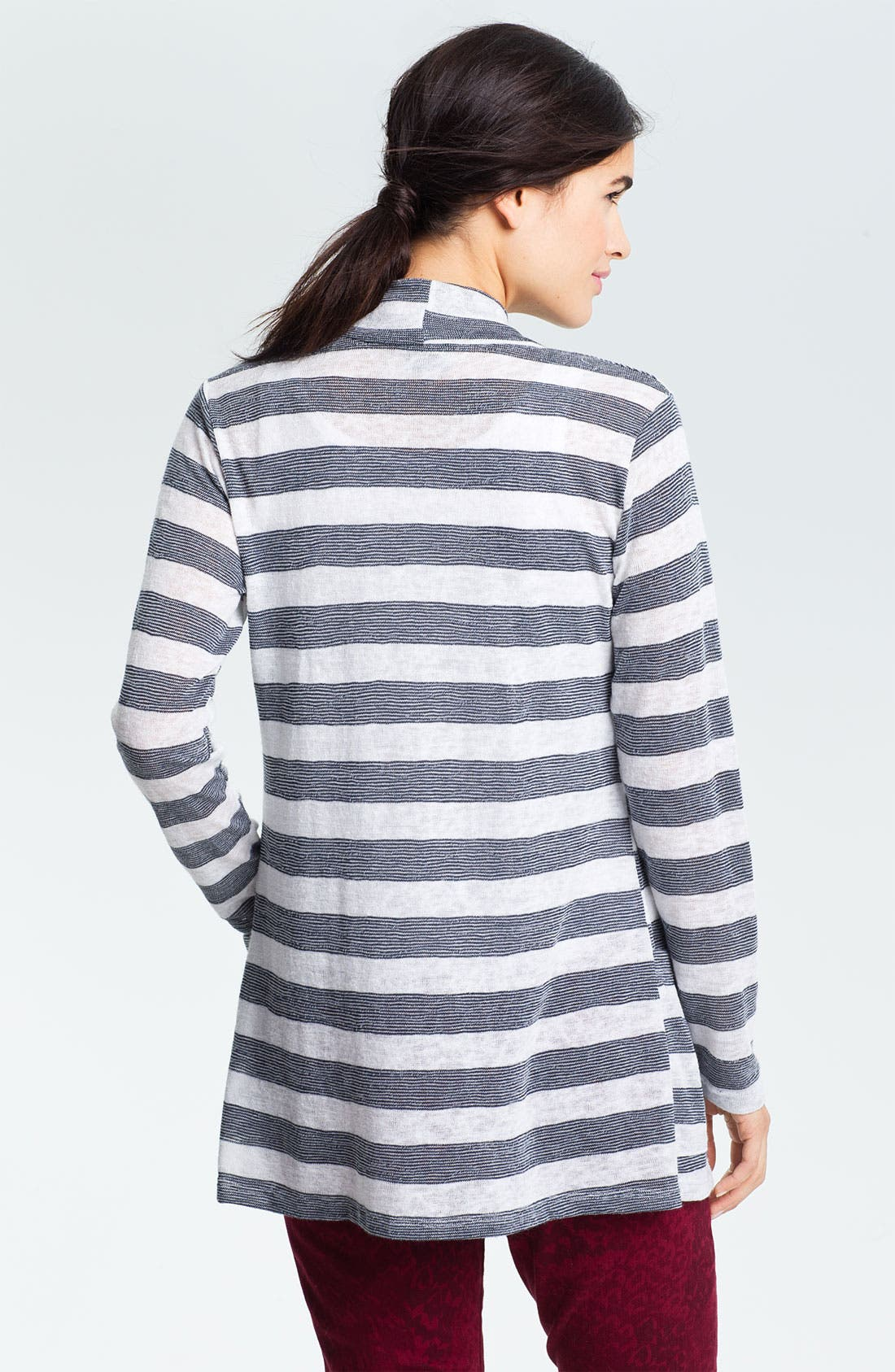 Alternate Image 2  - MOD.lusive Stripe Cardigan