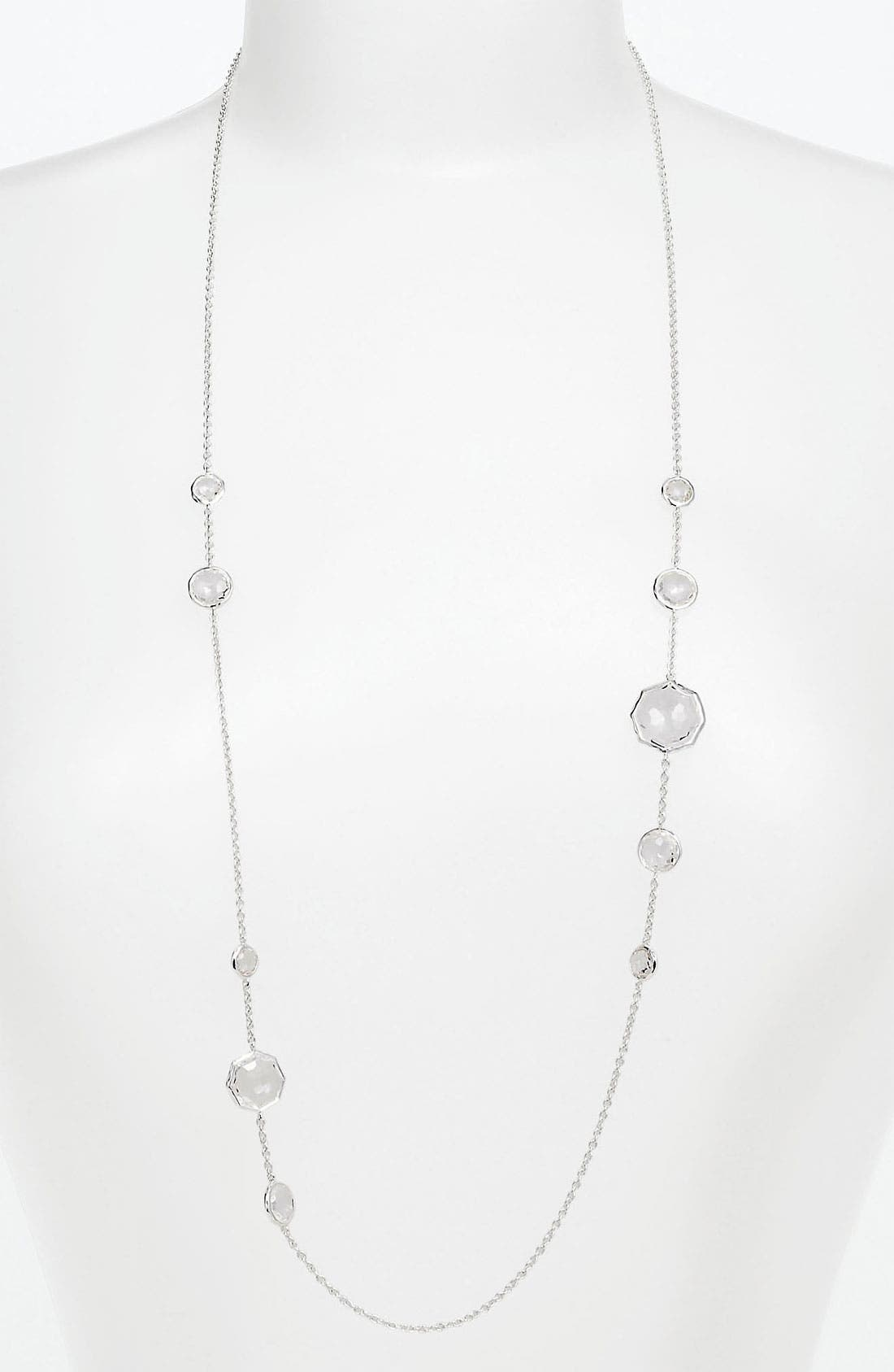 Alternate Image 1 Selected - Ippolita 'Rock Candy' Long Station Necklace