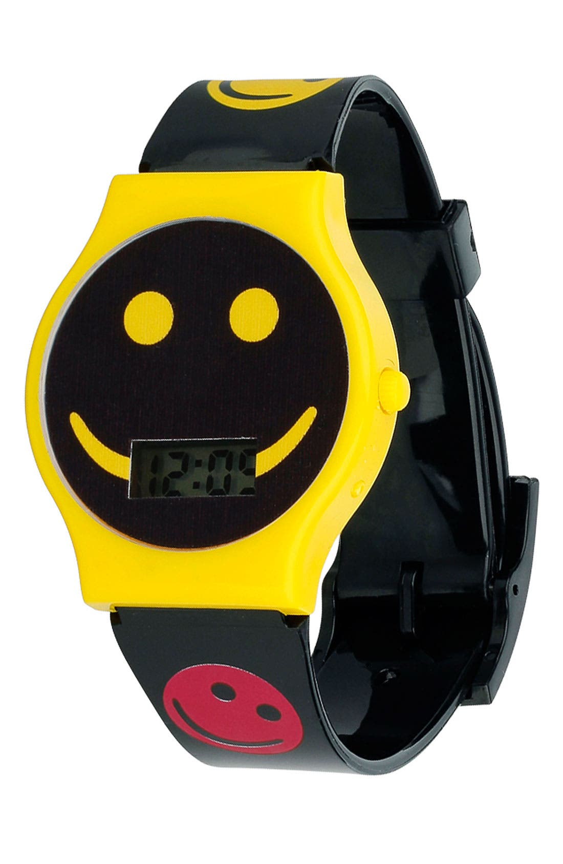 Main Image - Topman 'Happy Face' Watch