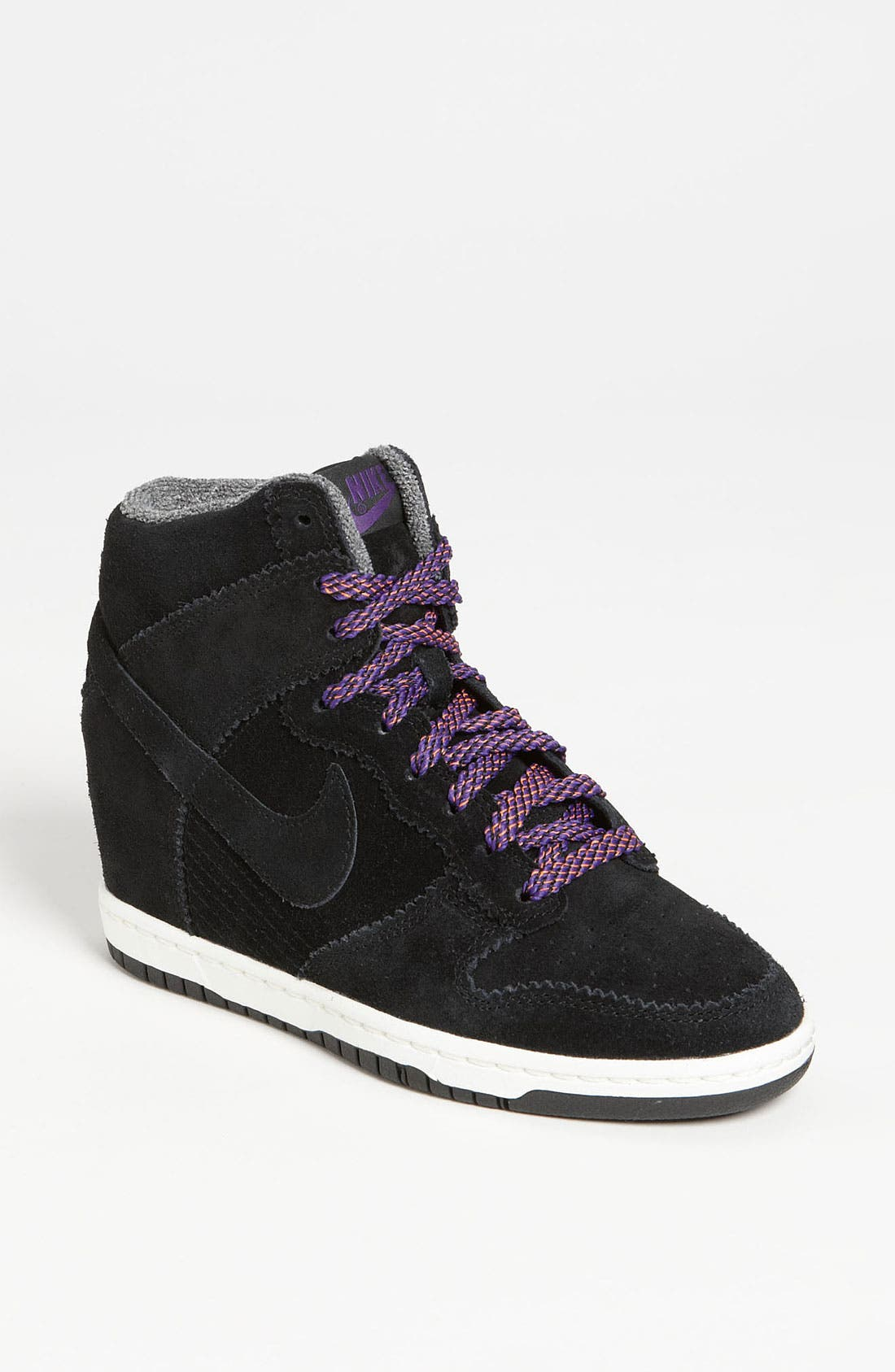Main Image - Nike 'Dunk Sky Hi' Wedge Sneaker (Women)