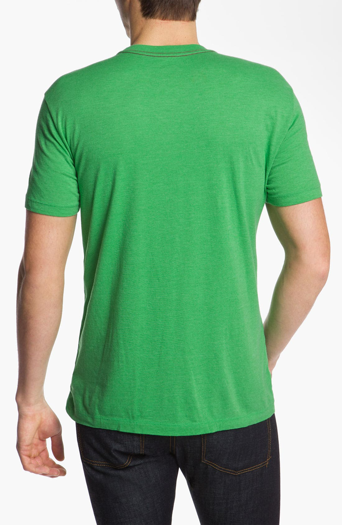 Alternate Image 2  - RVCA 'ANP Box' Vintage Wash T-Shirt