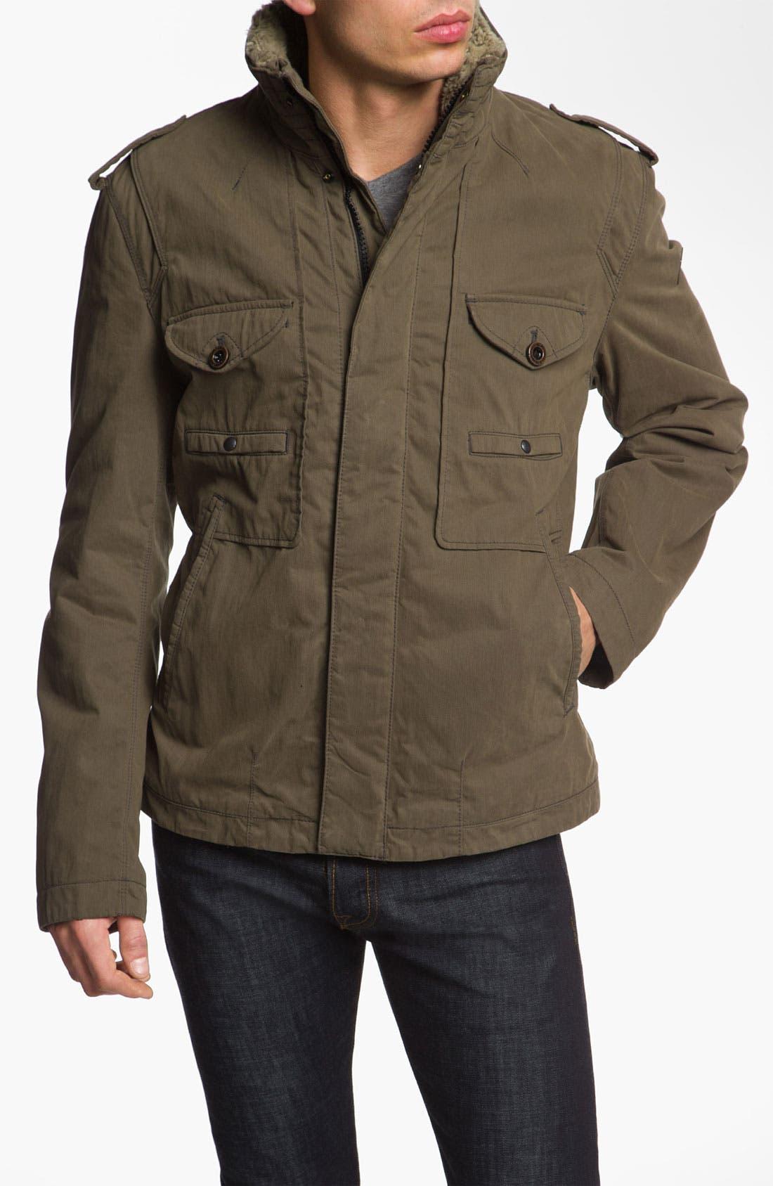 Alternate Image 1 Selected - BOSS Orange 'Ogilbert' Field Jacket