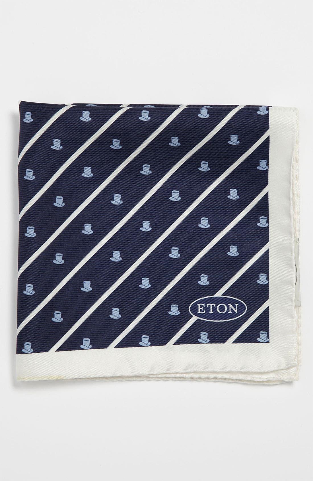 Alternate Image 1 Selected - Eton Silk Pocket Square