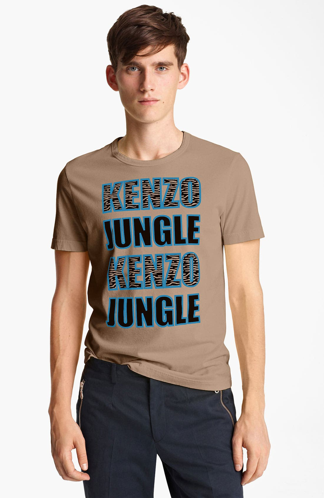 Main Image - KENZO 'Jungle' Graphic T-Shirt