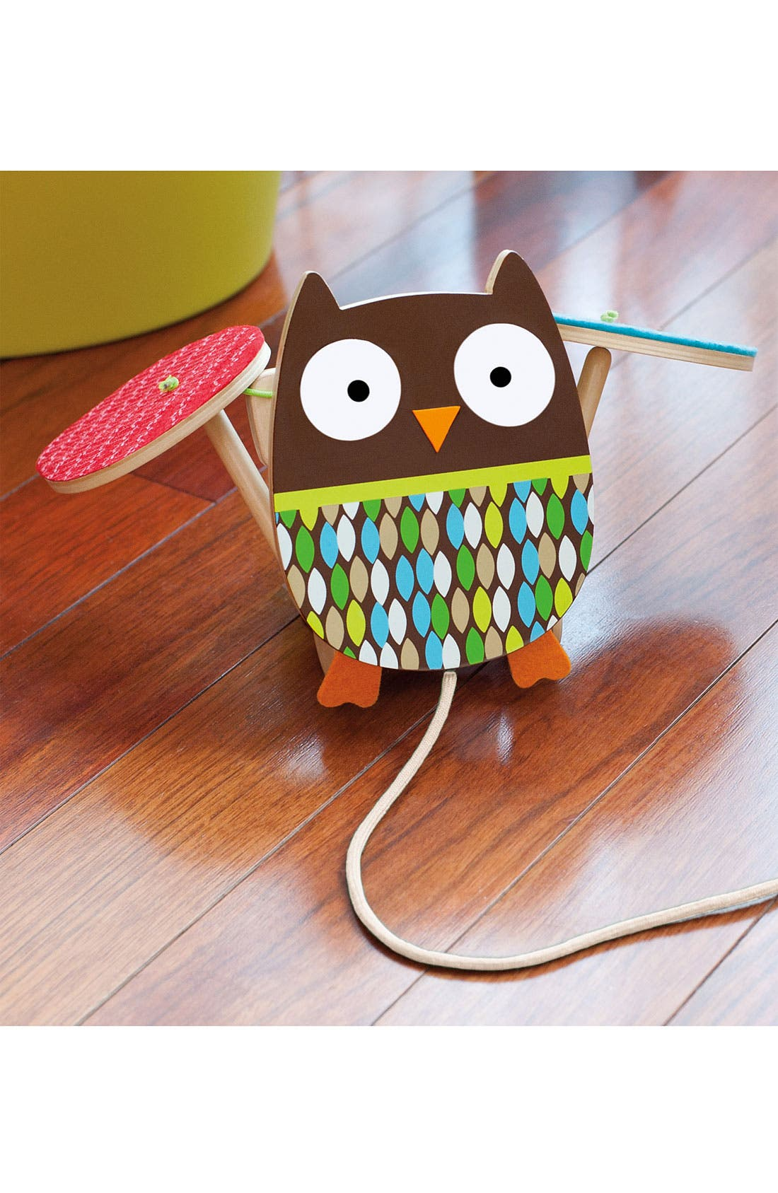 Alternate Image 2  - Skip Hop 'Treetop Friends - Flapping Owl' Pull Toy (Toddler)