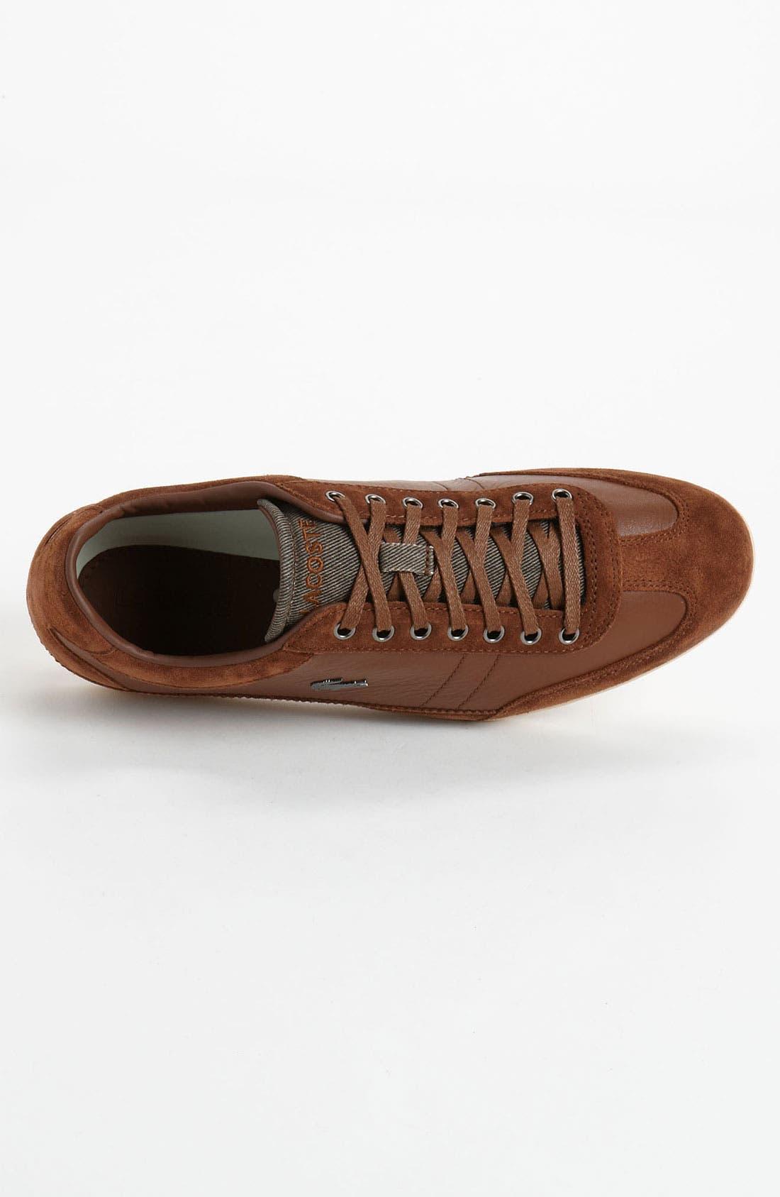 Alternate Image 3  - Lacoste 'Misano 19' Sneaker (Men)