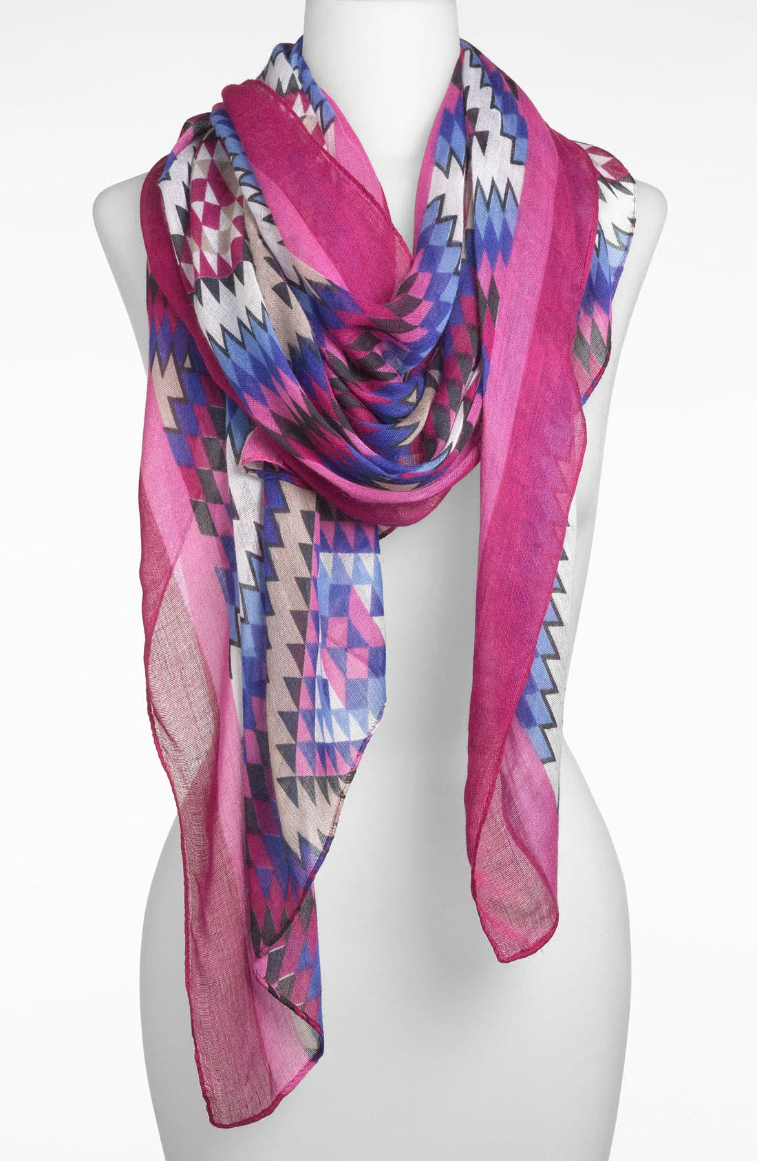 Alternate Image 1 Selected - Tasha 'Tiles' Scarf