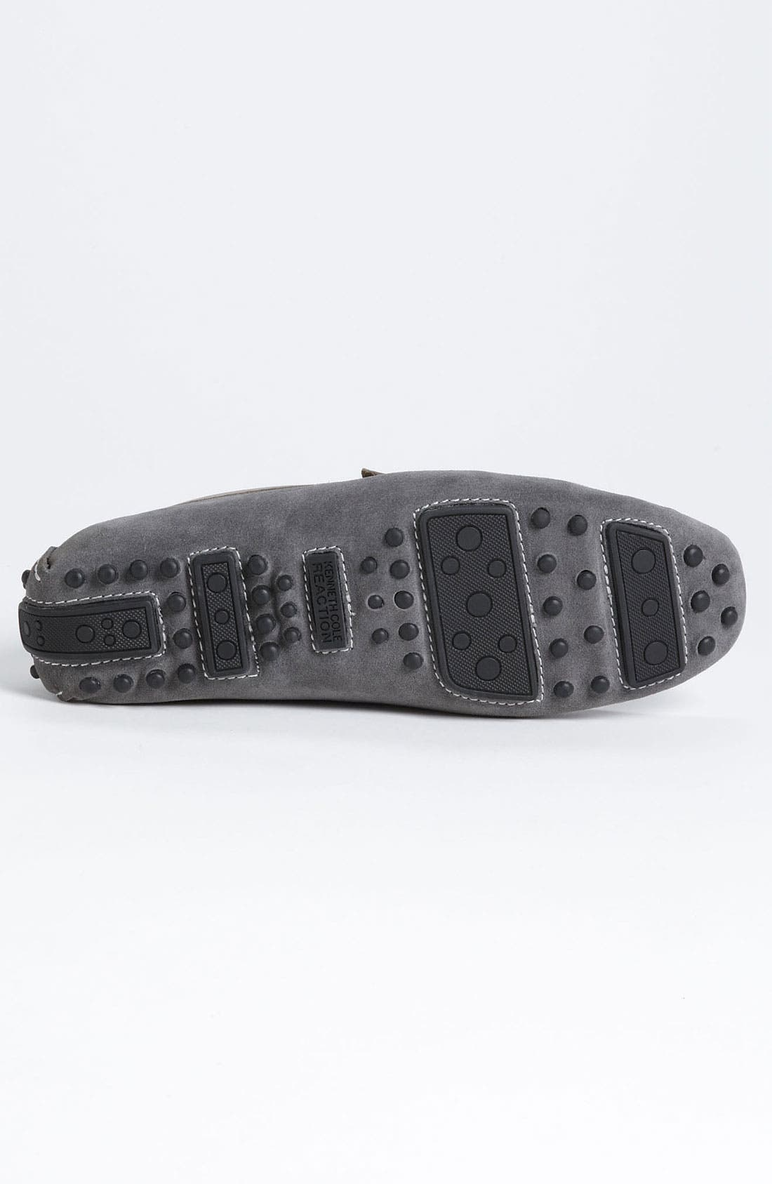 Alternate Image 4  - Kenneth Cole Reaction 'Gear Box' Suede Driving Shoe (Online Exclusive)