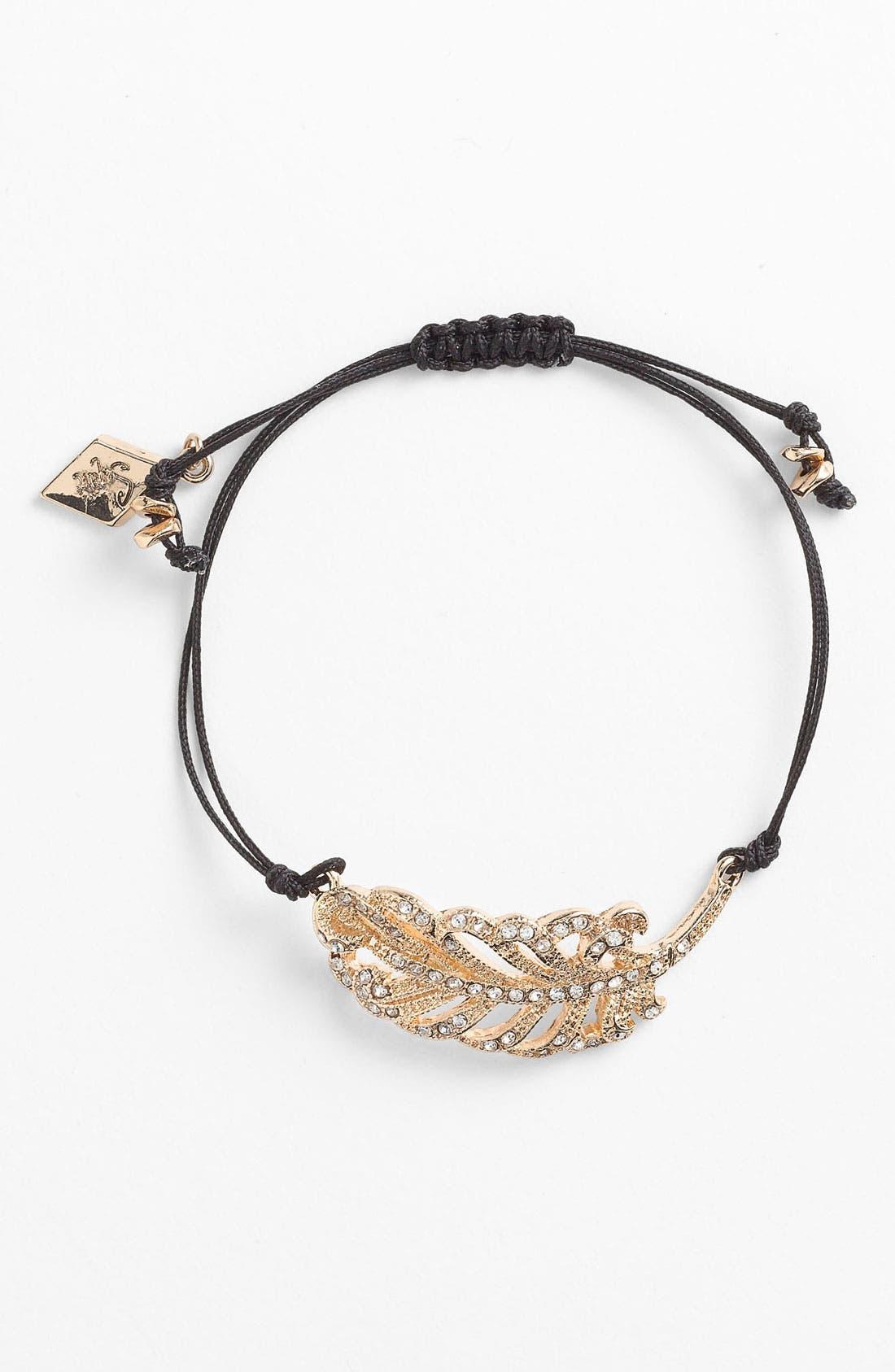 Alternate Image 1 Selected - Sequin 'Deco' Friendship Bracelet