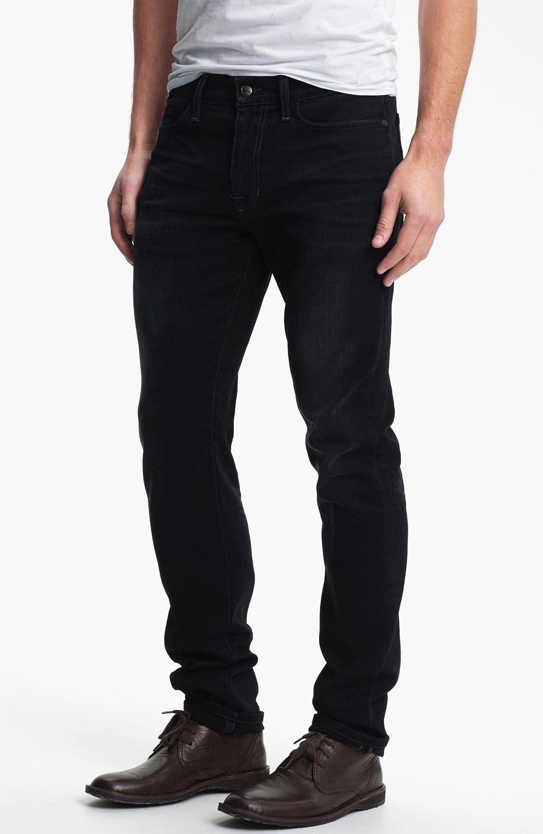 Alternate Image 2  - Joe's Super Slim Jeans (Nathan)