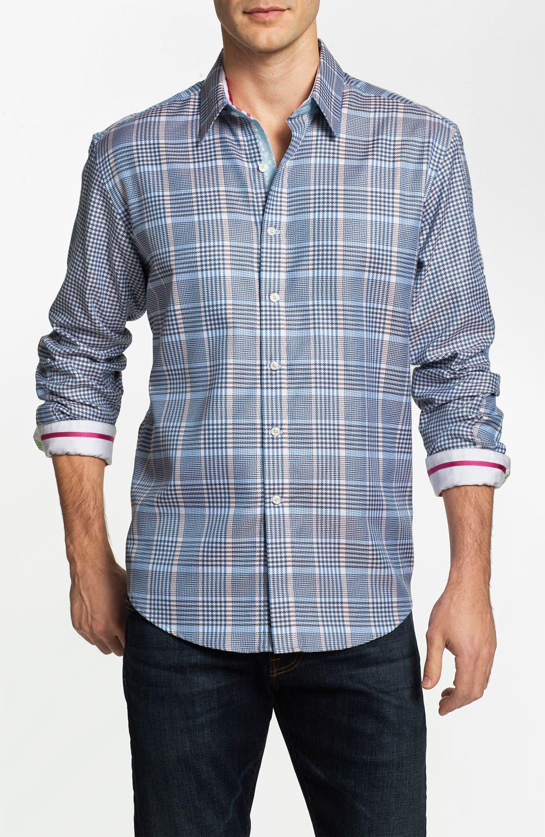 Alternate Image 1 Selected - Robert Graham 'Swizzle' Sport Shirt