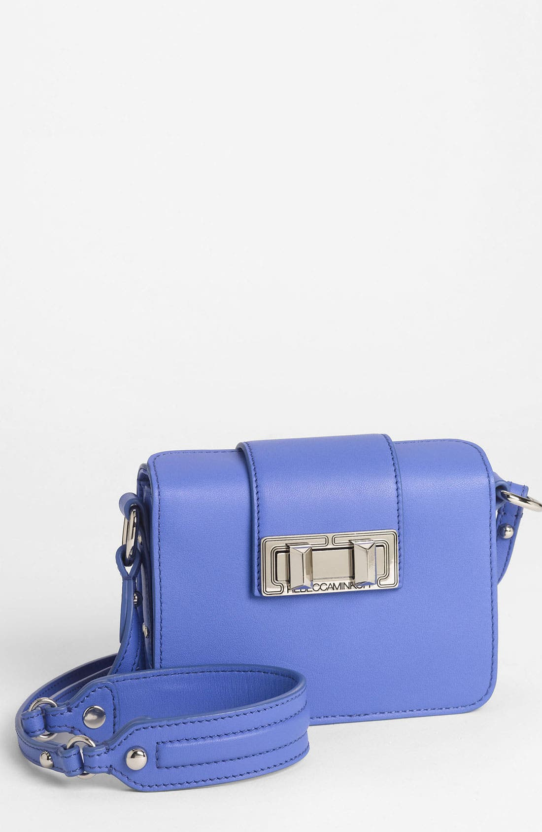 Alternate Image 1 Selected - Rebecca Minkoff 'Box - Mini' Crossbody Bag