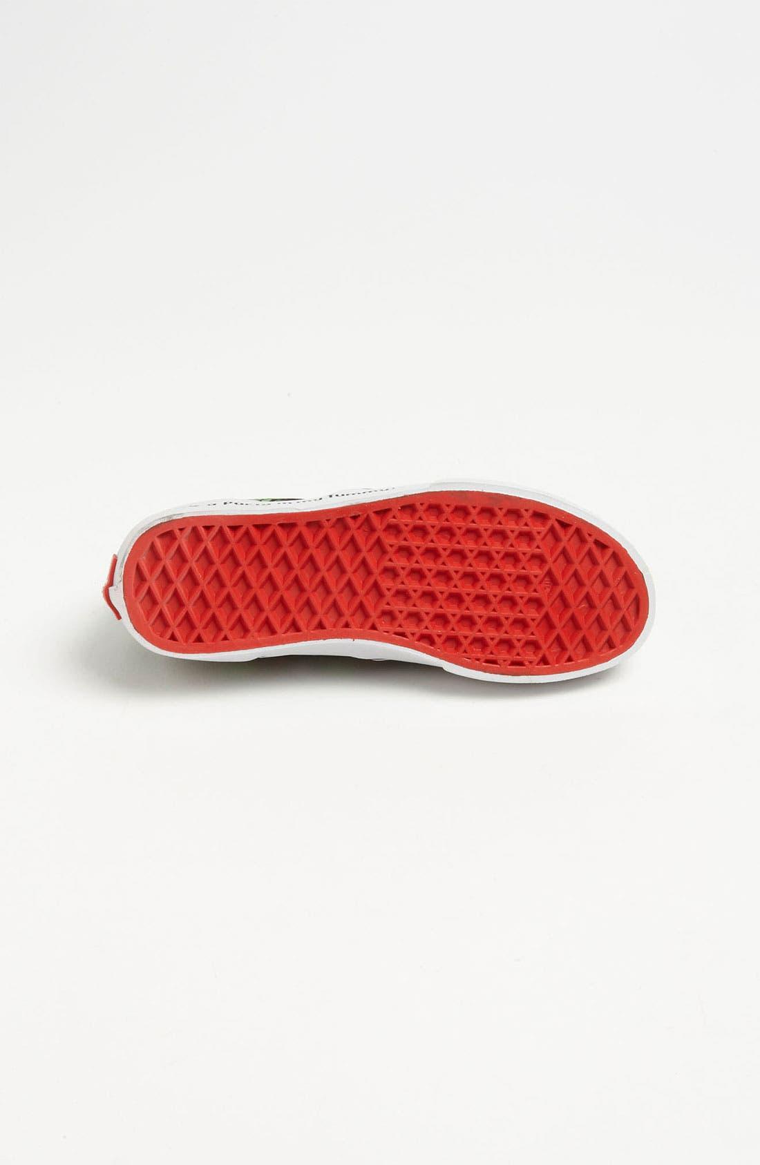 Alternate Image 4  - Vans 'Classic - Yo Gabba Gabba!™' Slip-On Sneaker (Toddler, Little Kid & Big Kid)
