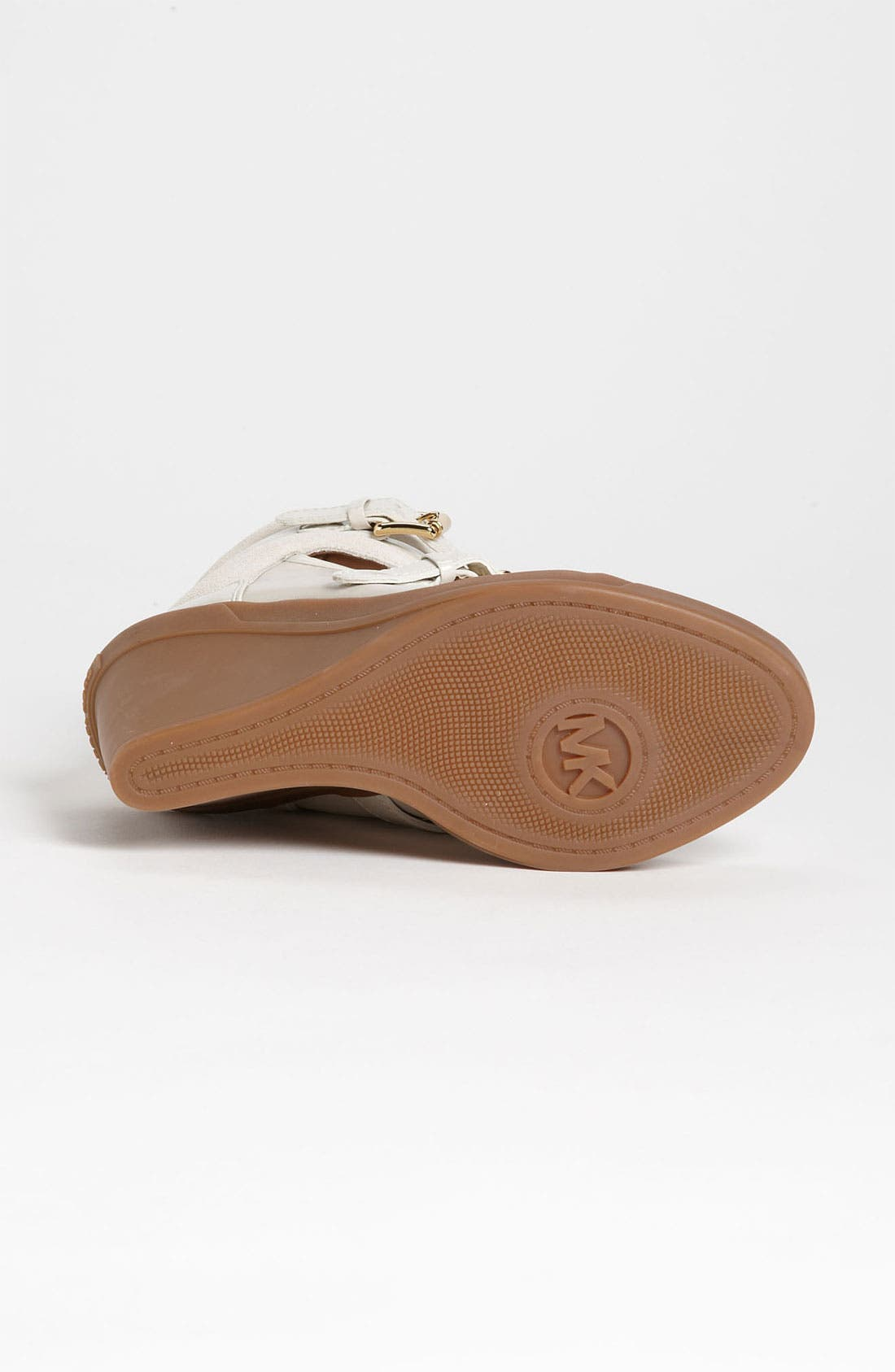 Alternate Image 4  - MICHAEL Michael Kors 'Skid' Wedge Sneaker