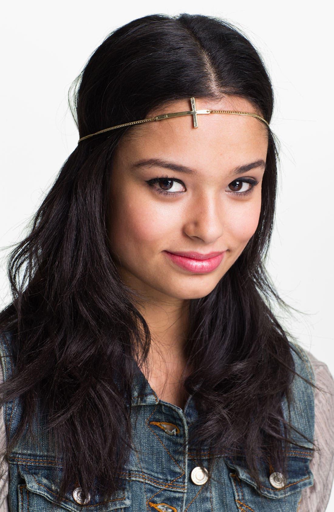 Main Image - BP. Cross Chain Headband