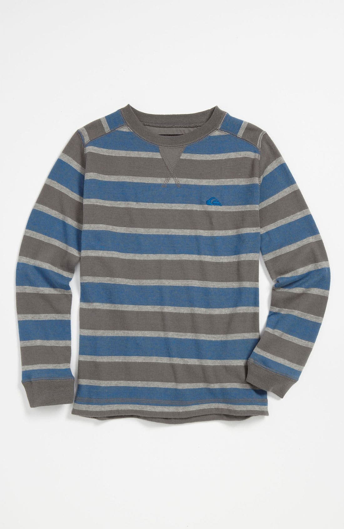 Alternate Image 1 Selected - Quiksilver 'Snitty' Thermal Shirt (Toddler)