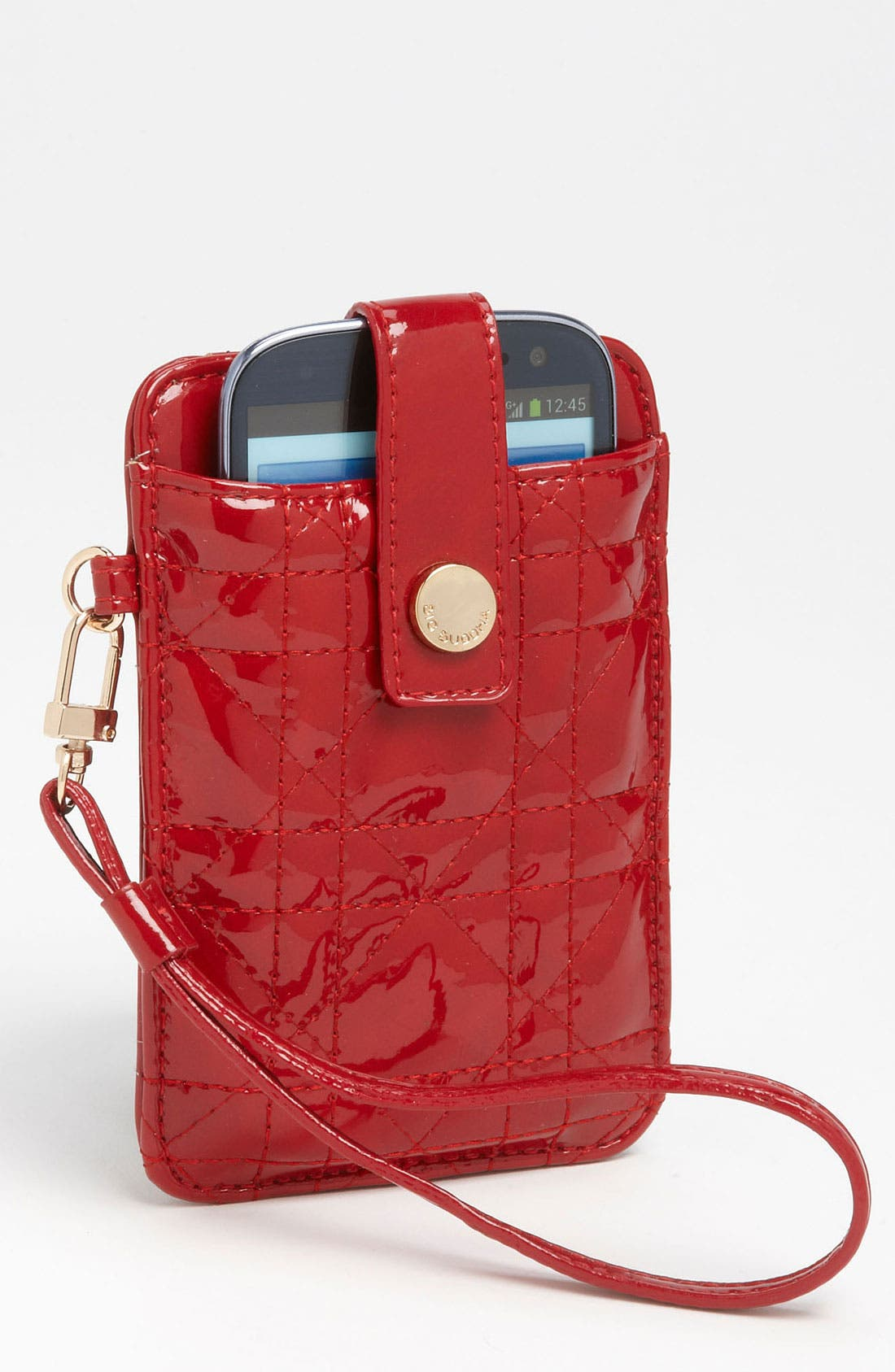 Main Image - Big Buddha 'JLEXI' Phone Wristlet