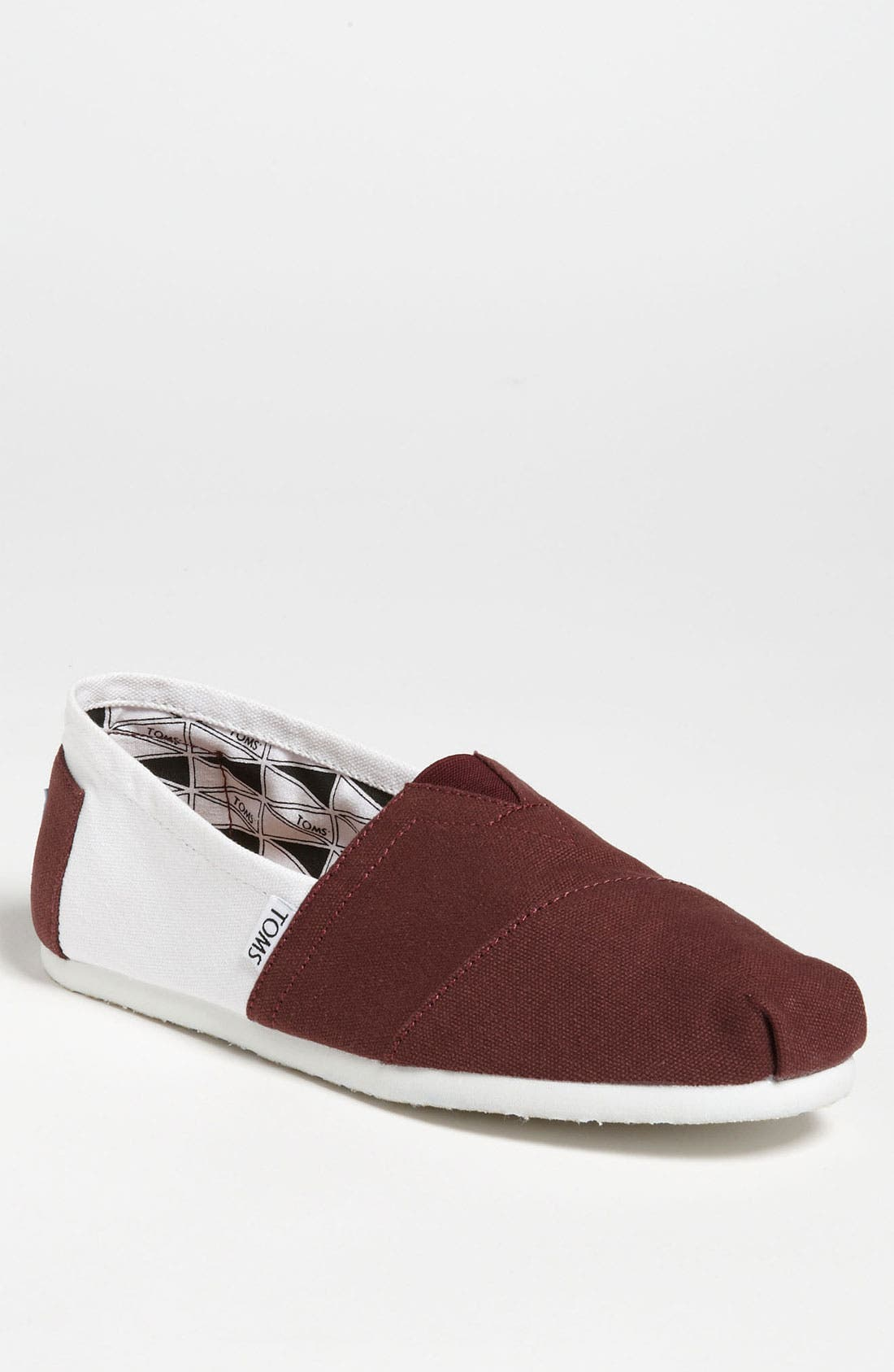 Alternate Image 1 Selected - TOMS 'Campus Classics' Slip-On (Men)