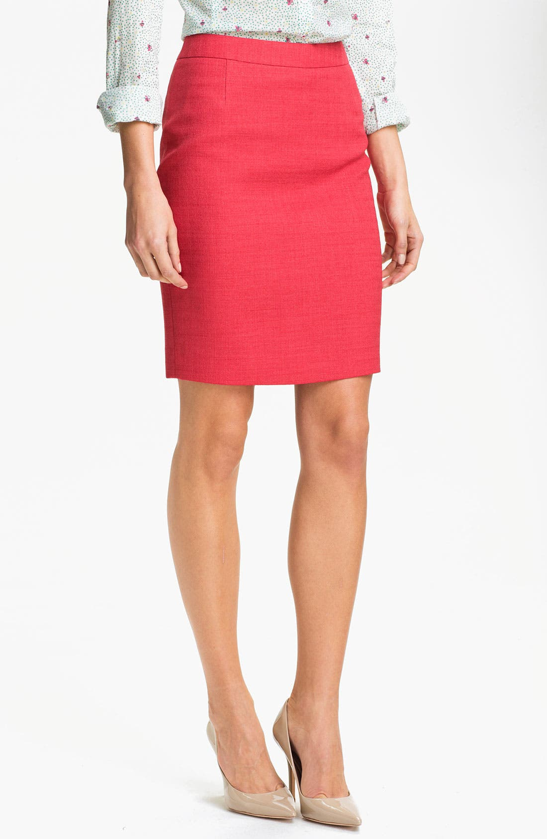 Alternate Image 1 Selected - T Tahari Skirt